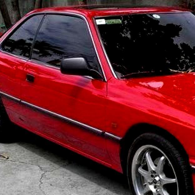 Acura Legend Coupe 1990 On MotoImg.com