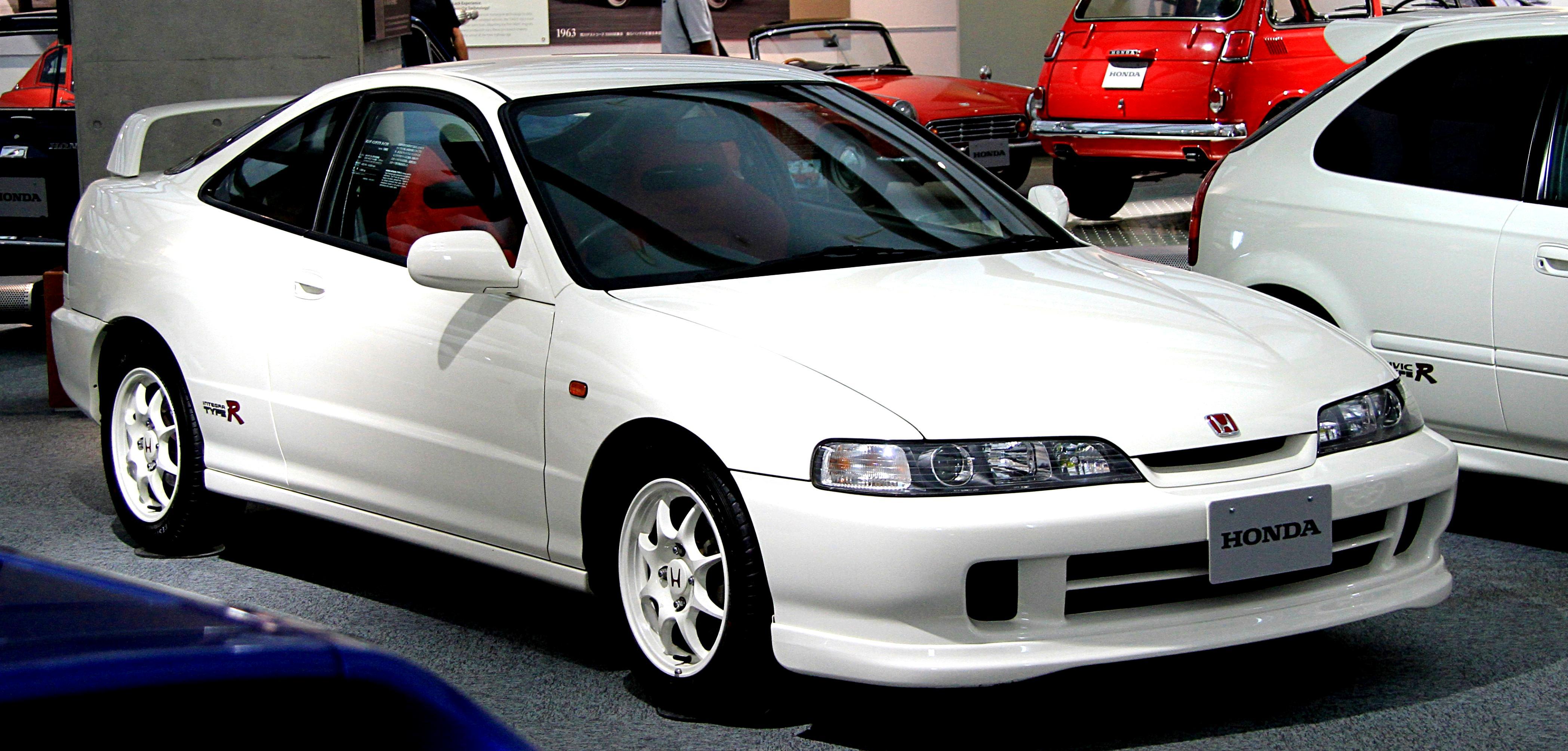 Acura TL 1995 on MotoImg.com