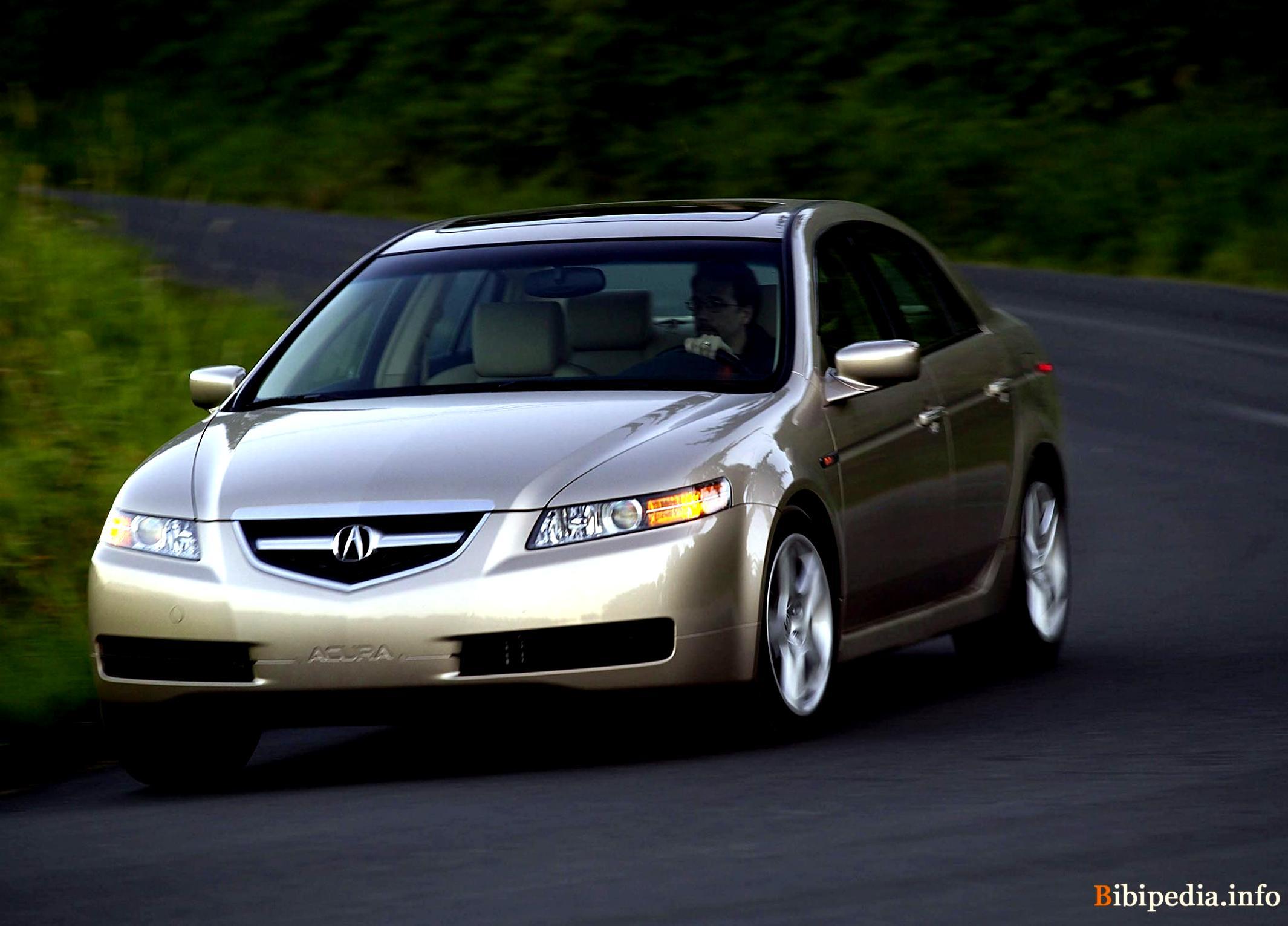 Acura TL 2003 on MotoImg.com