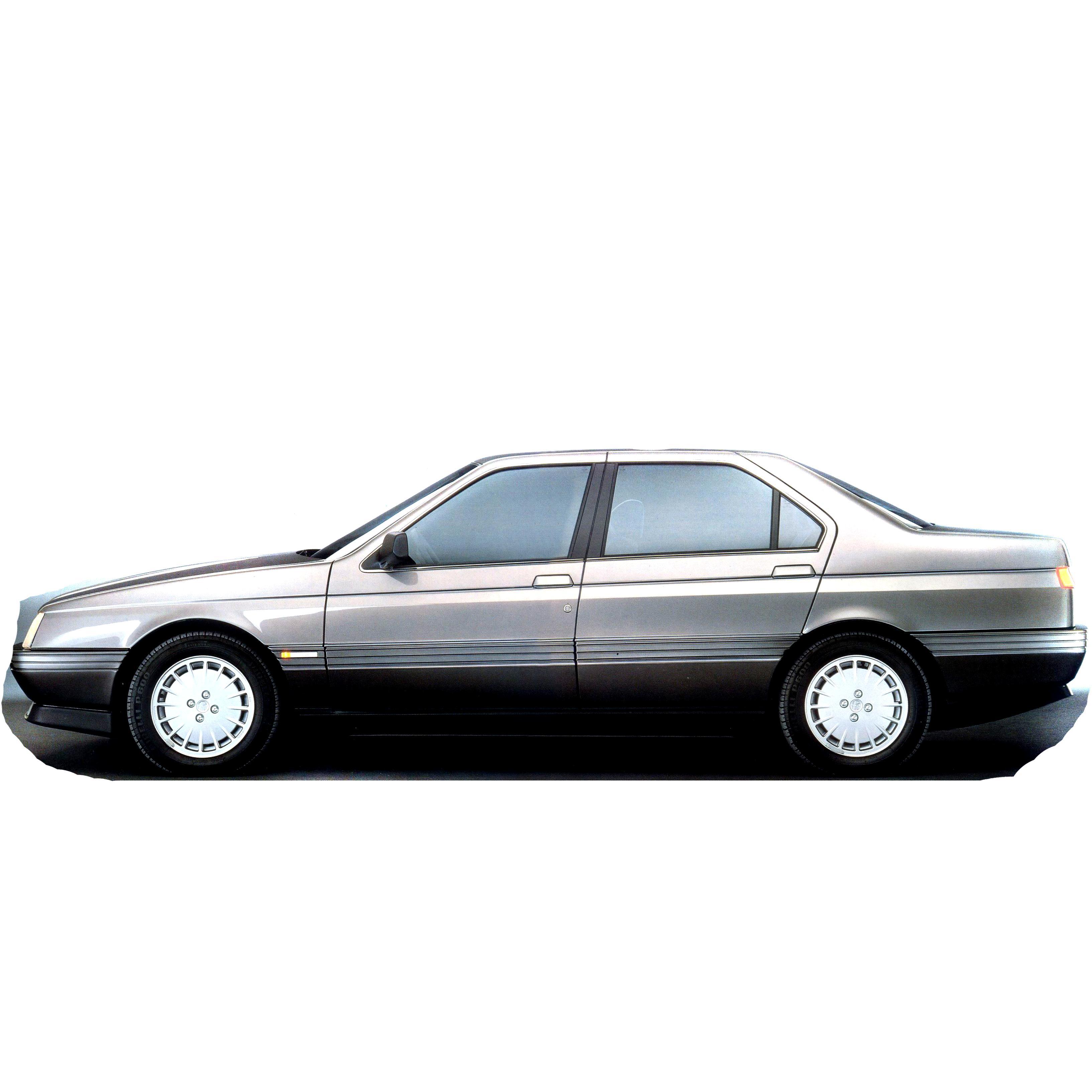 Alfa Romeo 164 1988 On MotoImg.com