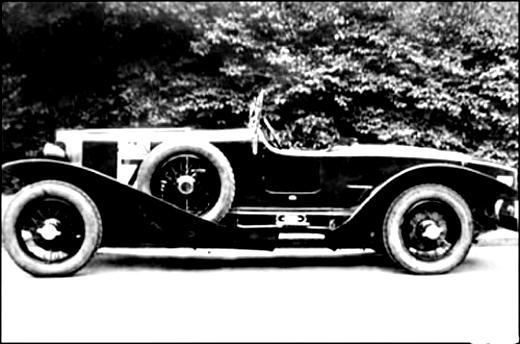 Alfa Romeo Rl 1922 Photos 3 On Motoimg