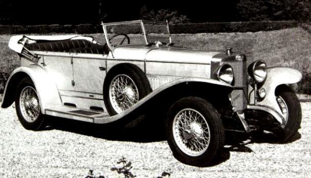 Alfa Romeo Rl 1922 Photos 4 On Motoimg