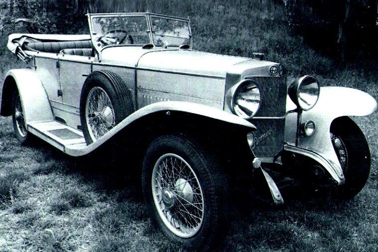 Alfa Romeo Rl 1922 Photos 6 On Motoimg