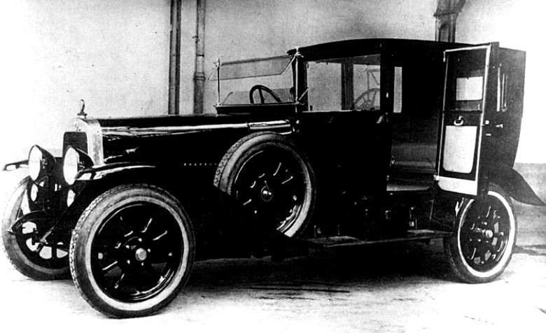 Alfa Romeo Rl 1922 Photos 8 On Motoimg