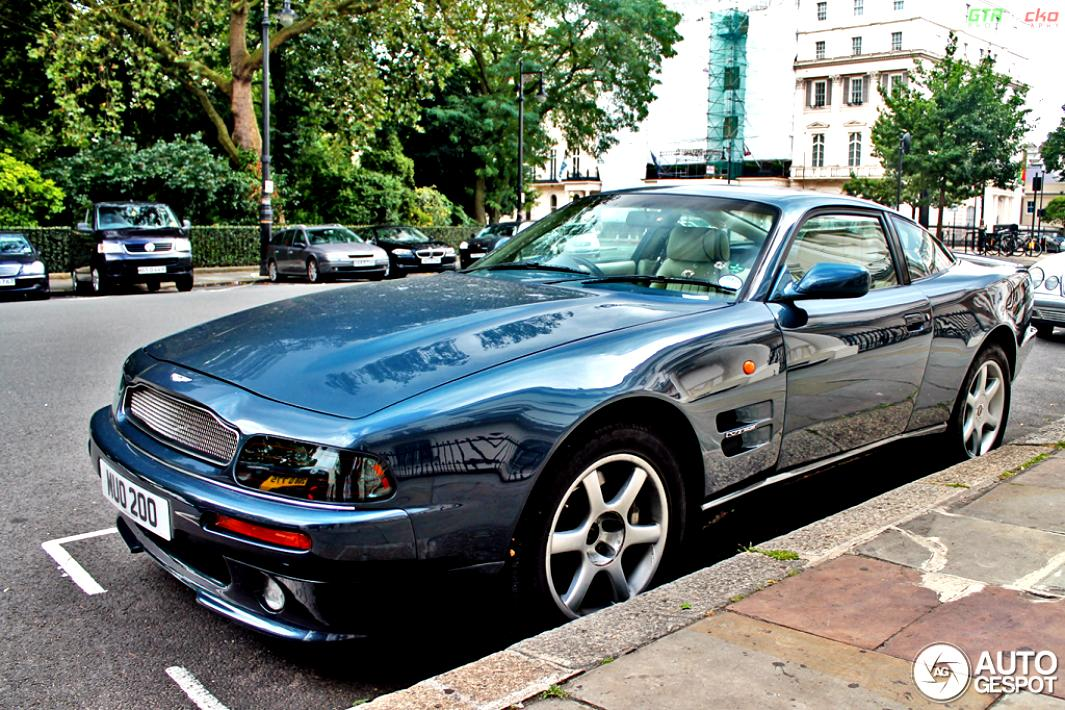 Aston Martin V8 Coupe 1996 Photos 5 On Motoimg Com
