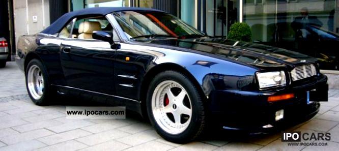 Aston Martin Virage 1988 Auto Bildideen