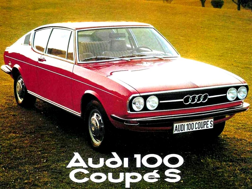 audi 100 coupe s 1970 on. Black Bedroom Furniture Sets. Home Design Ideas