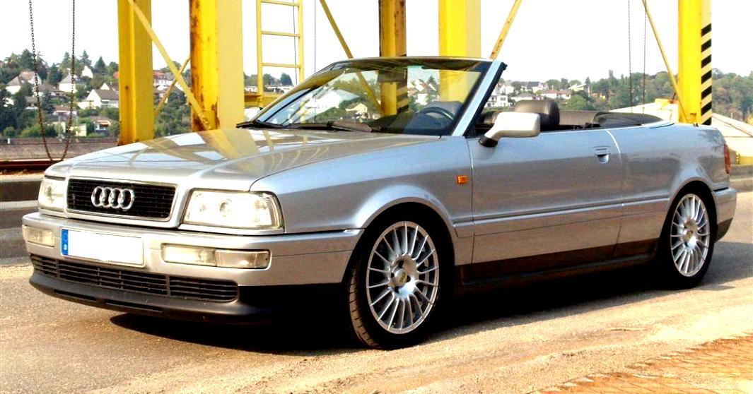 Audi 80 S2 B4 1993 Photos 60 On Motoimg Com