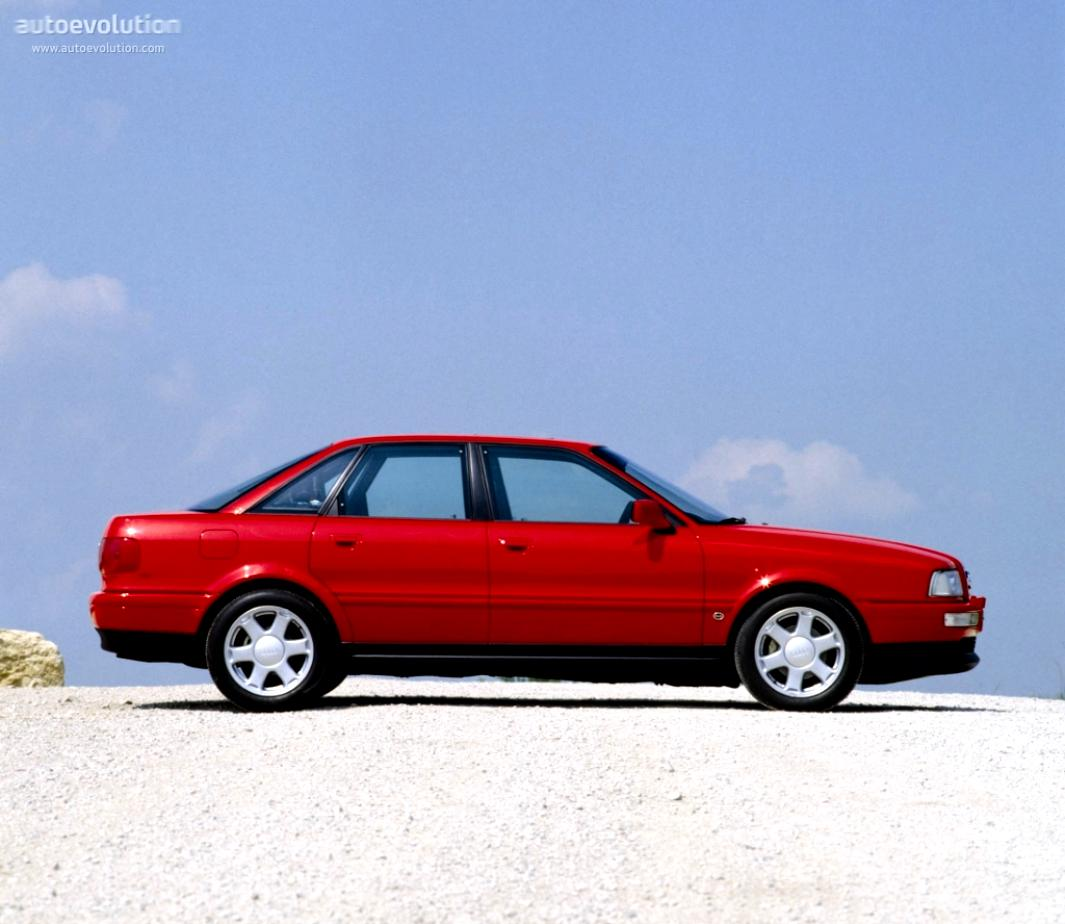 Audi 80 S2 B4 1993 Photos 62 On Motoimg Com