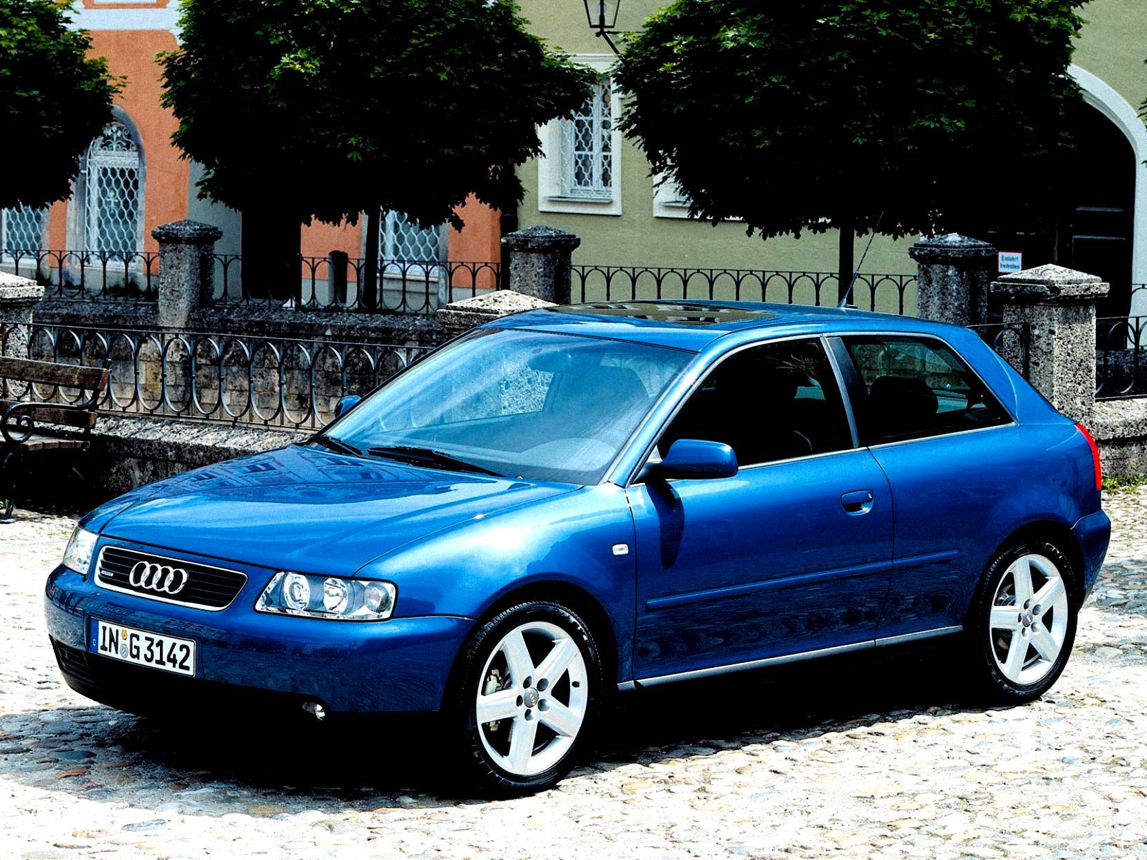 Kelebihan Kekurangan Audi A3 1996 Review