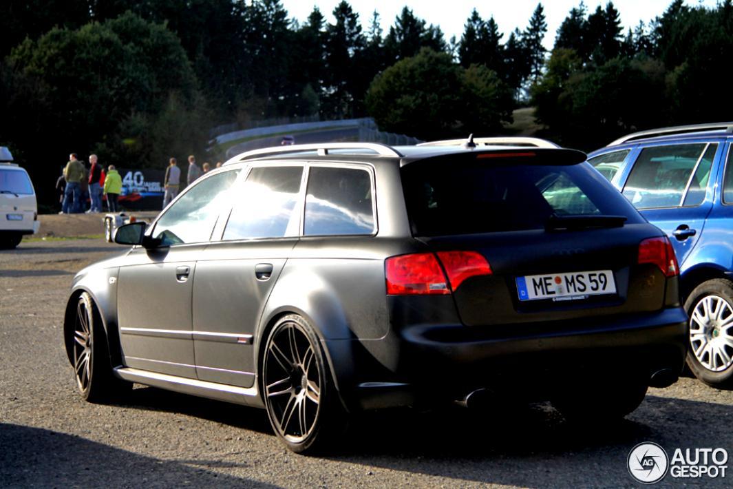 Audi Rs4 Avant 2006 Photos 3 On Motoimg