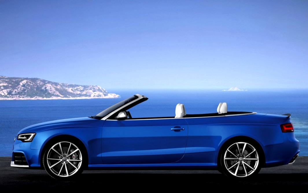 Audi RS5 Cabriolet 2013 #2