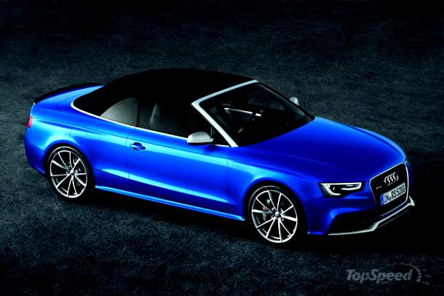 Audi RS5 Cabriolet 2013 #3