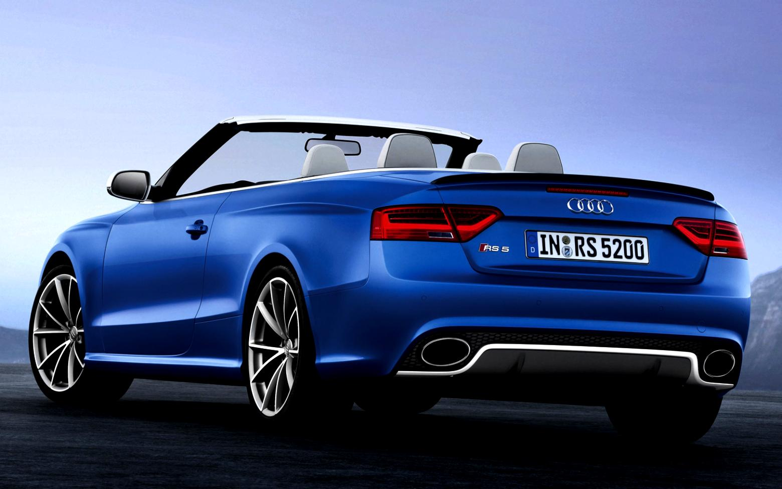 Audi RS5 Cabriolet 2013 #5
