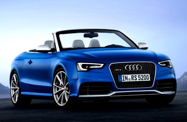 Audi RS5 Cabriolet 2013 #7
