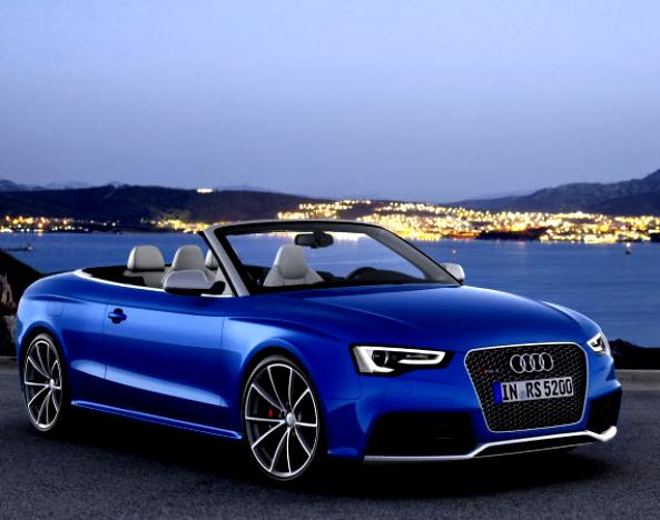Audi RS5 Cabriolet 2013 #8
