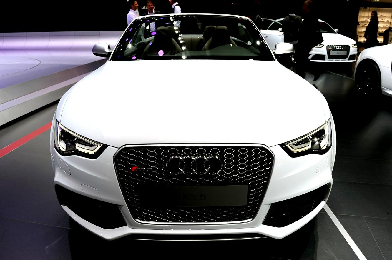 Audi RS5 Cabriolet 2013 #9
