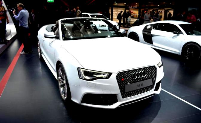 Audi RS5 Cabriolet 2013 #11