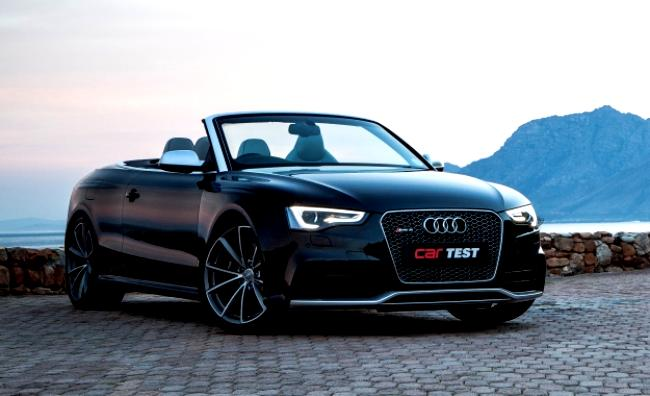 Audi RS5 Cabriolet 2013 #12