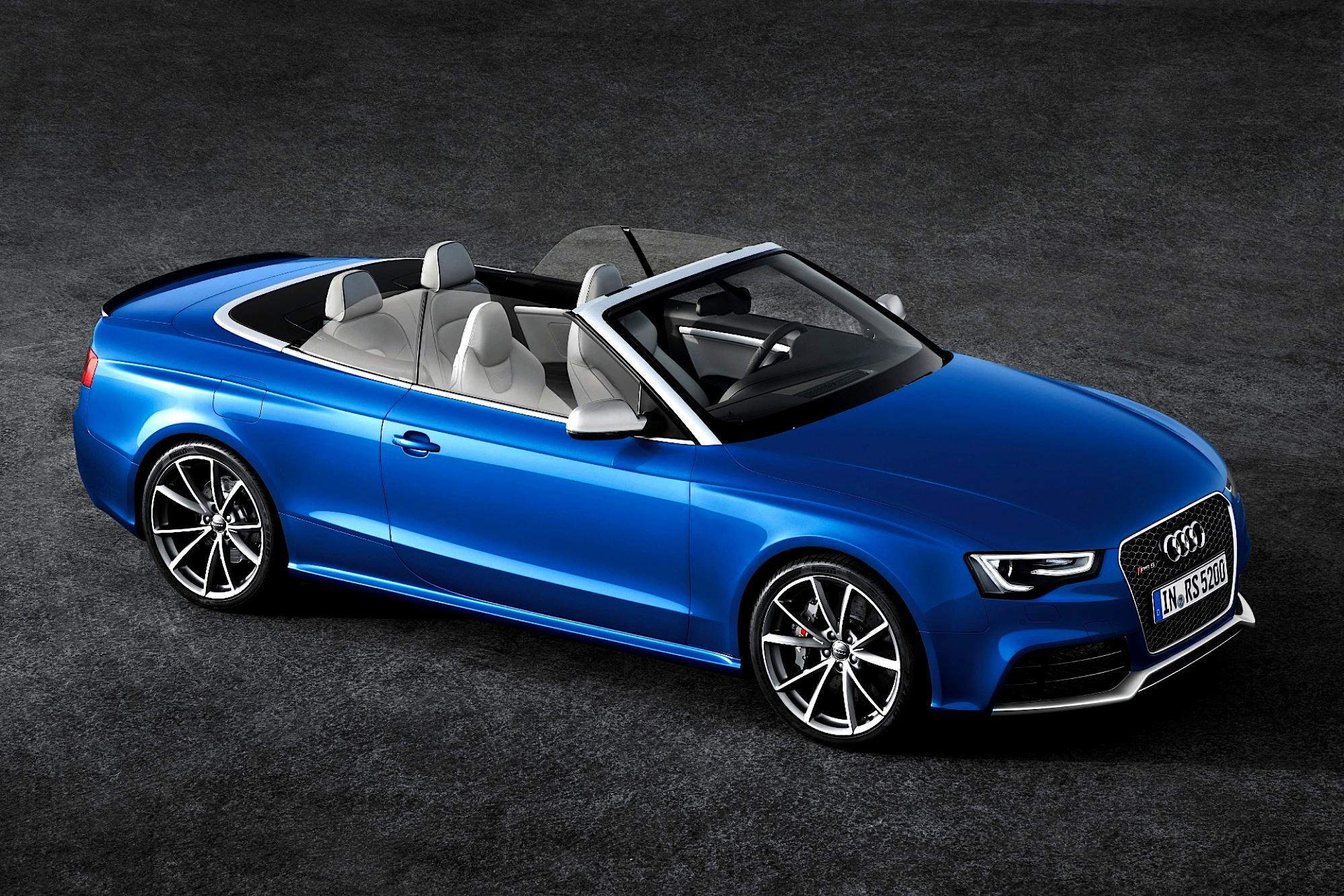 Audi RS5 Cabriolet 2013 #14