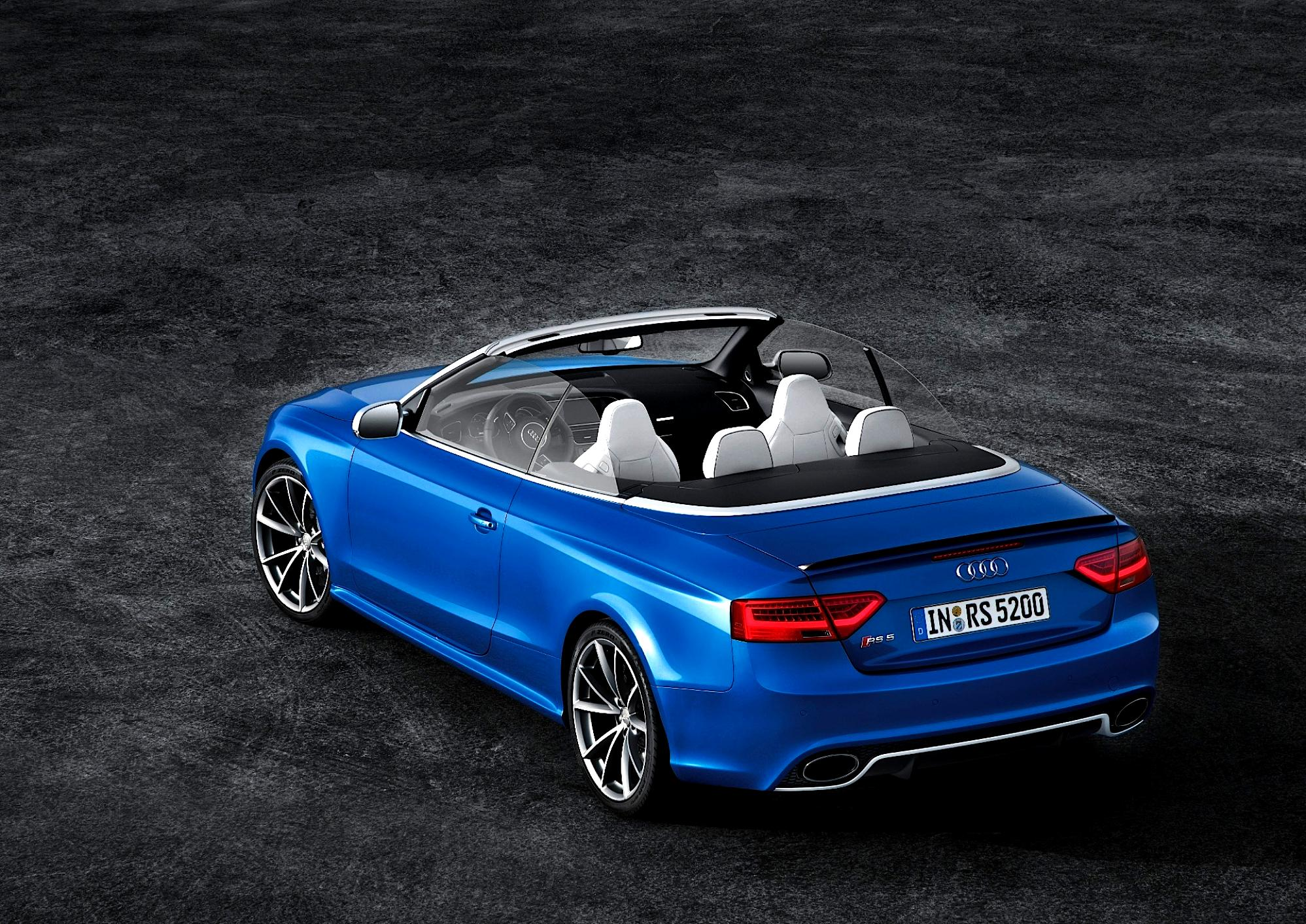 Audi RS5 Cabriolet 2013 #15