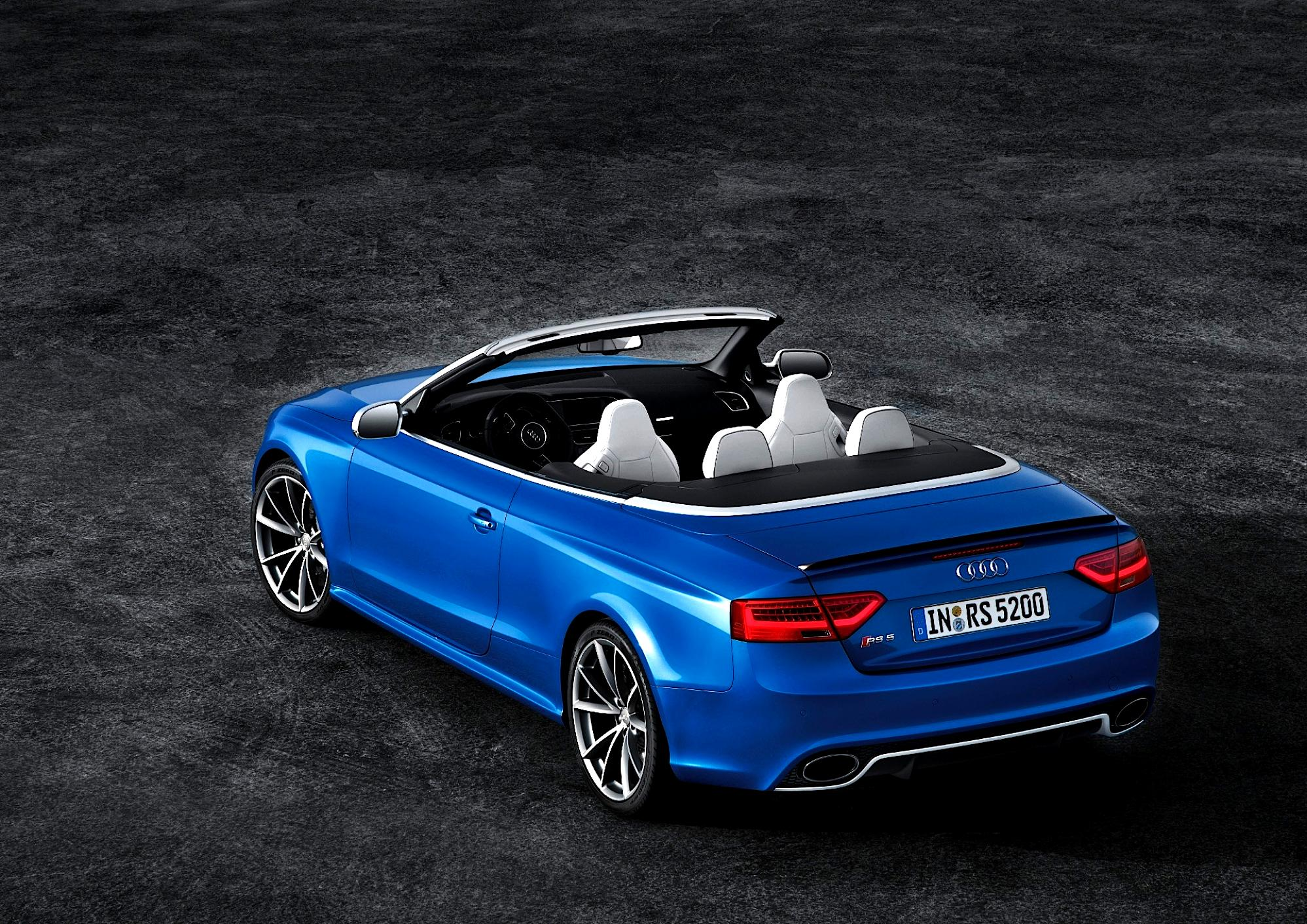 Audi RS5 Cabriolet 2013 #16