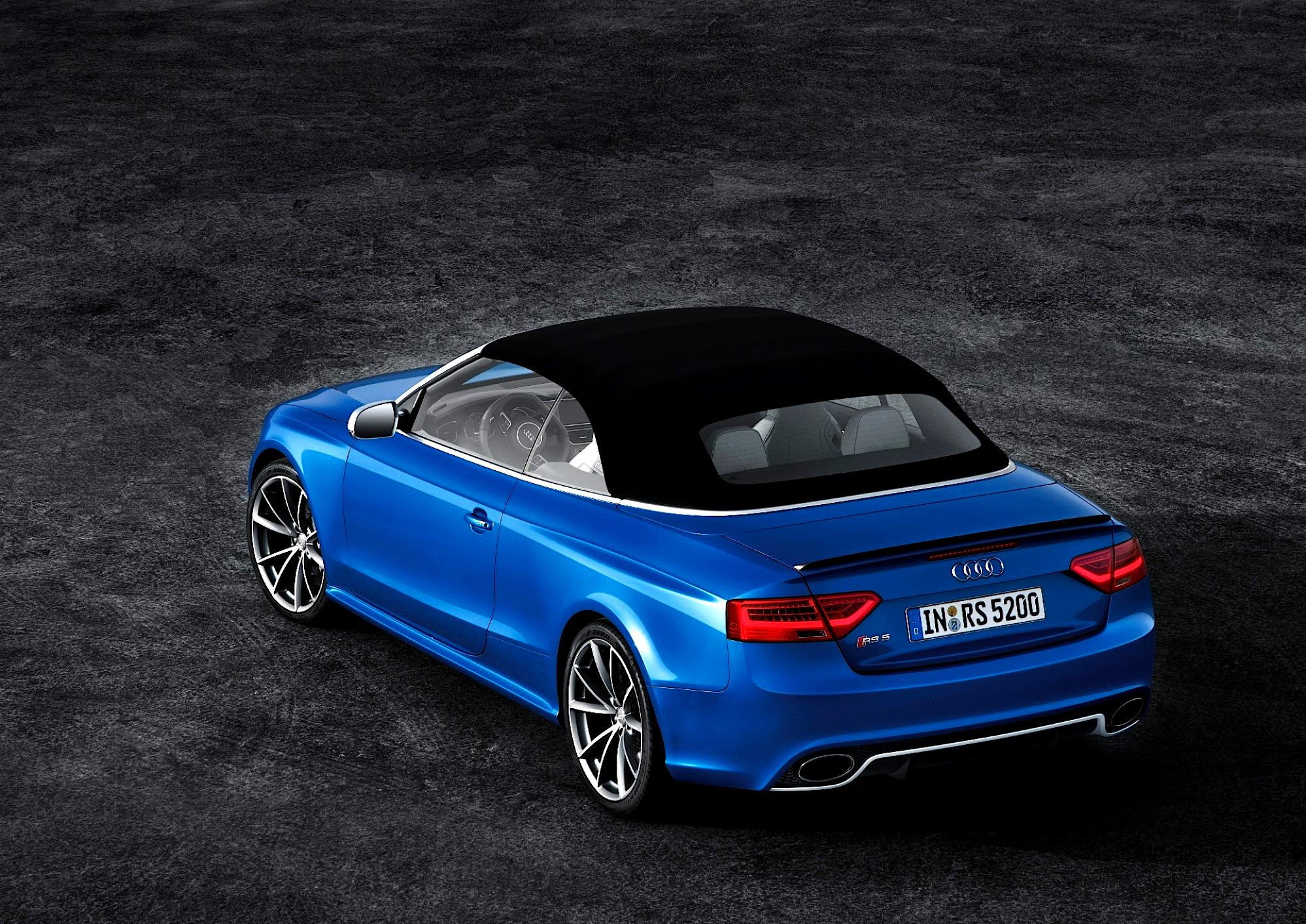 Audi RS5 Cabriolet 2013 #17
