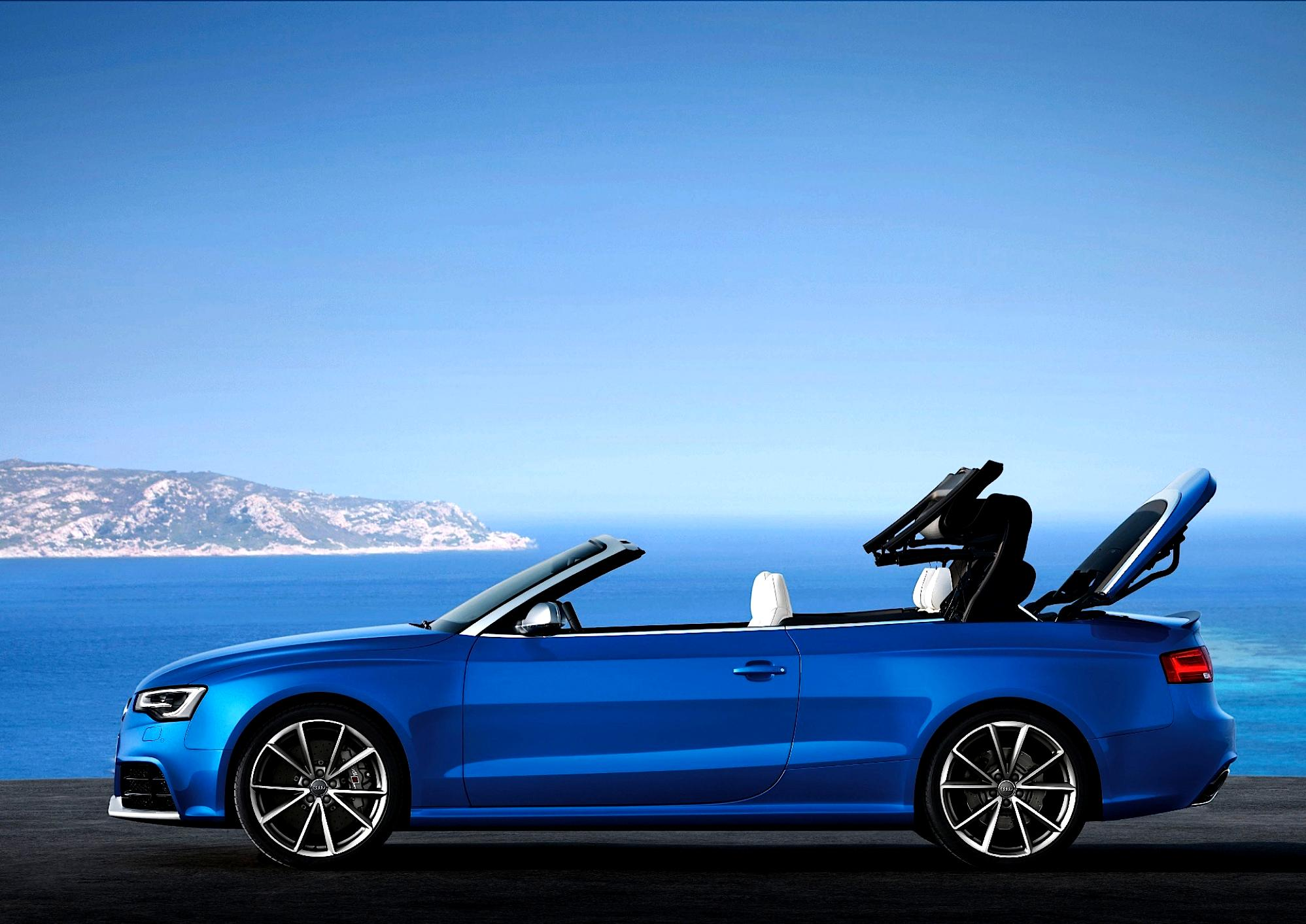 Audi RS5 Cabriolet 2013 #19