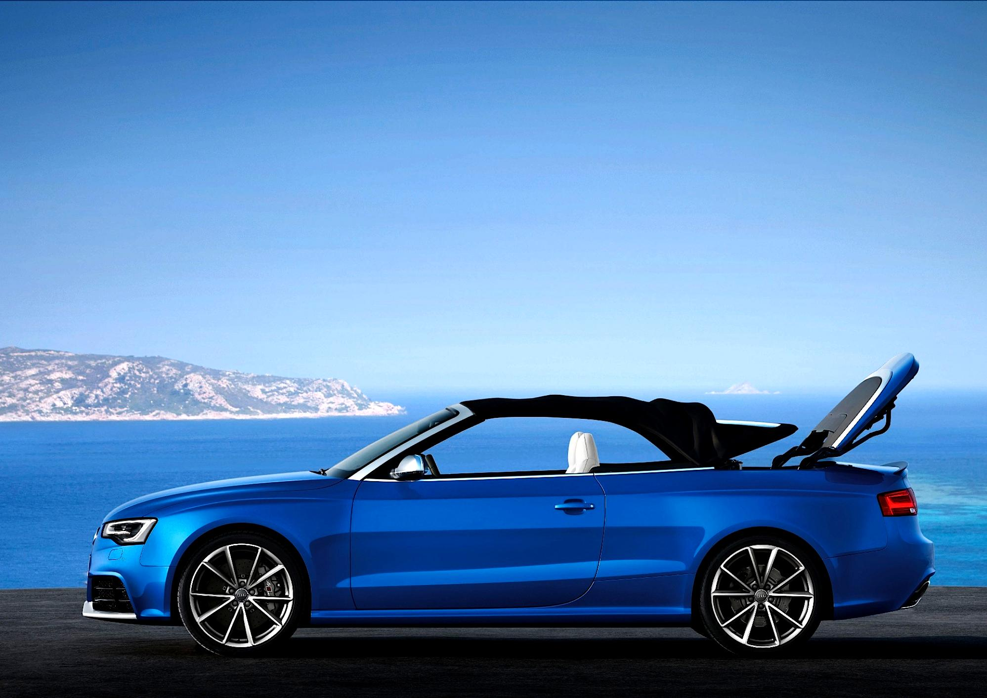 Audi RS5 Cabriolet 2013 #21