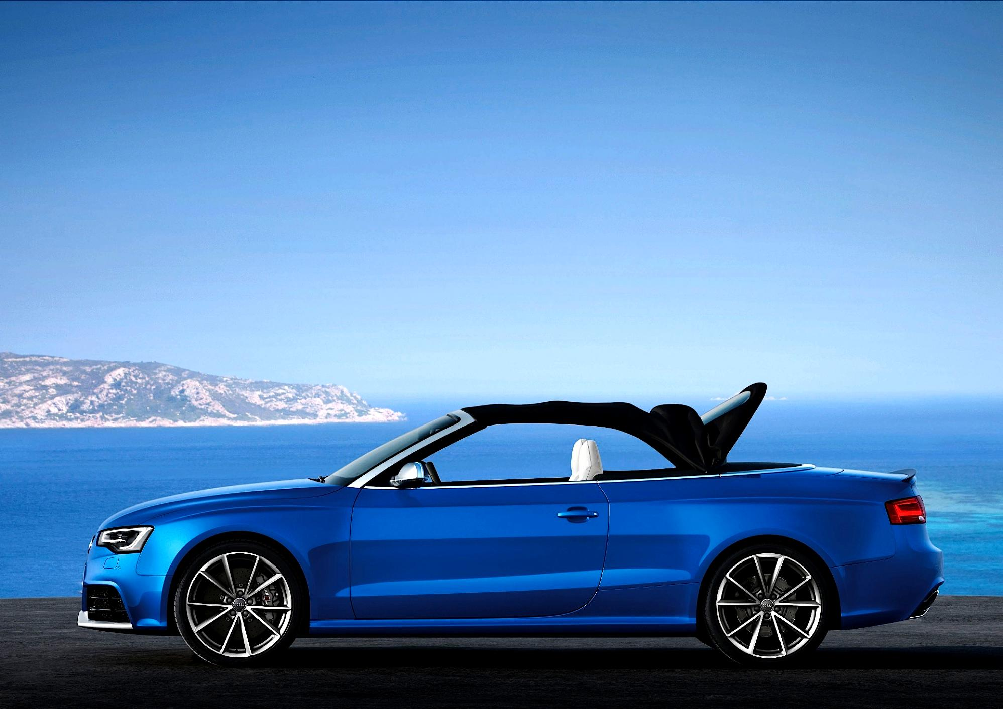 Audi RS5 Cabriolet 2013 #22