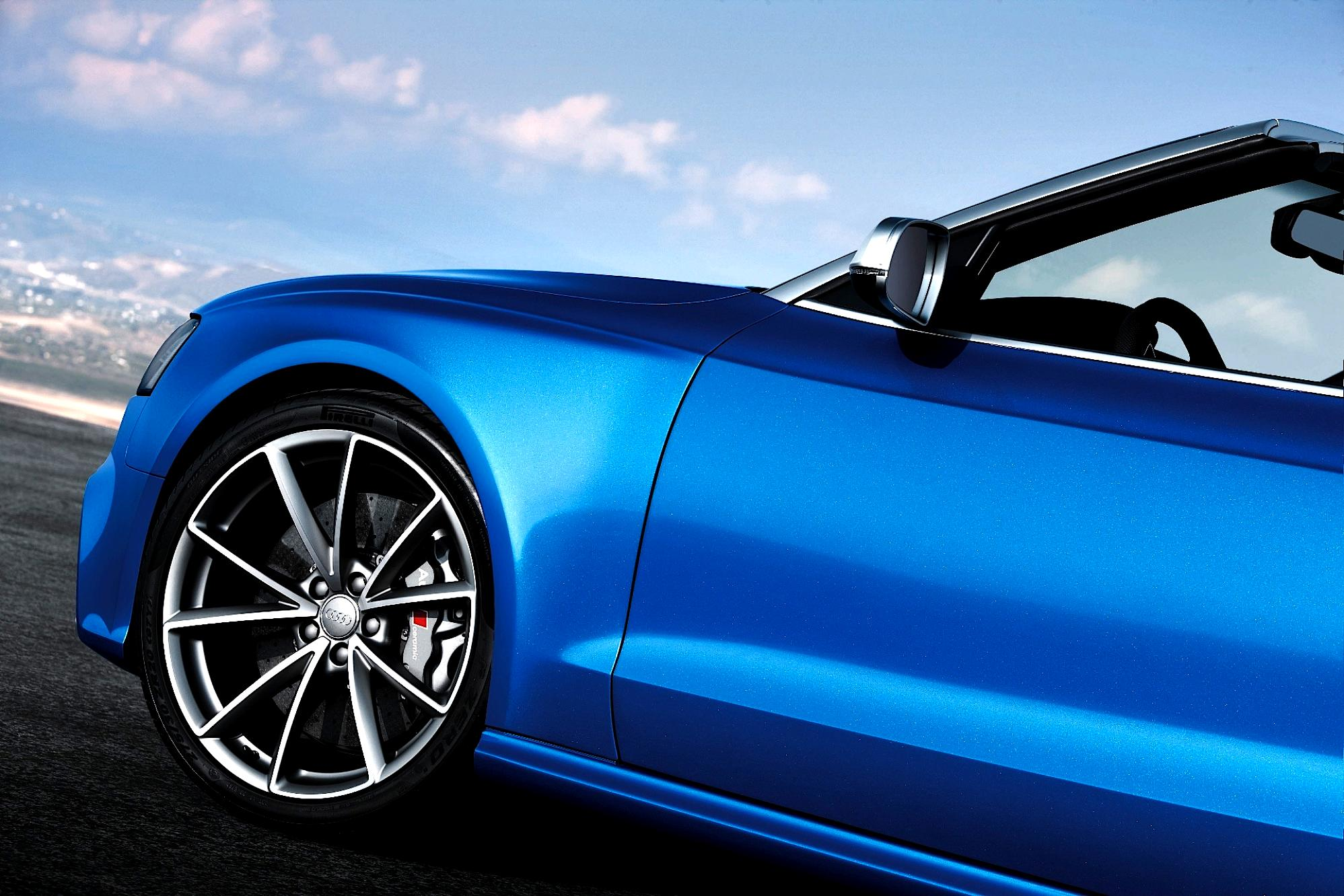 Audi RS5 Cabriolet 2013 #23