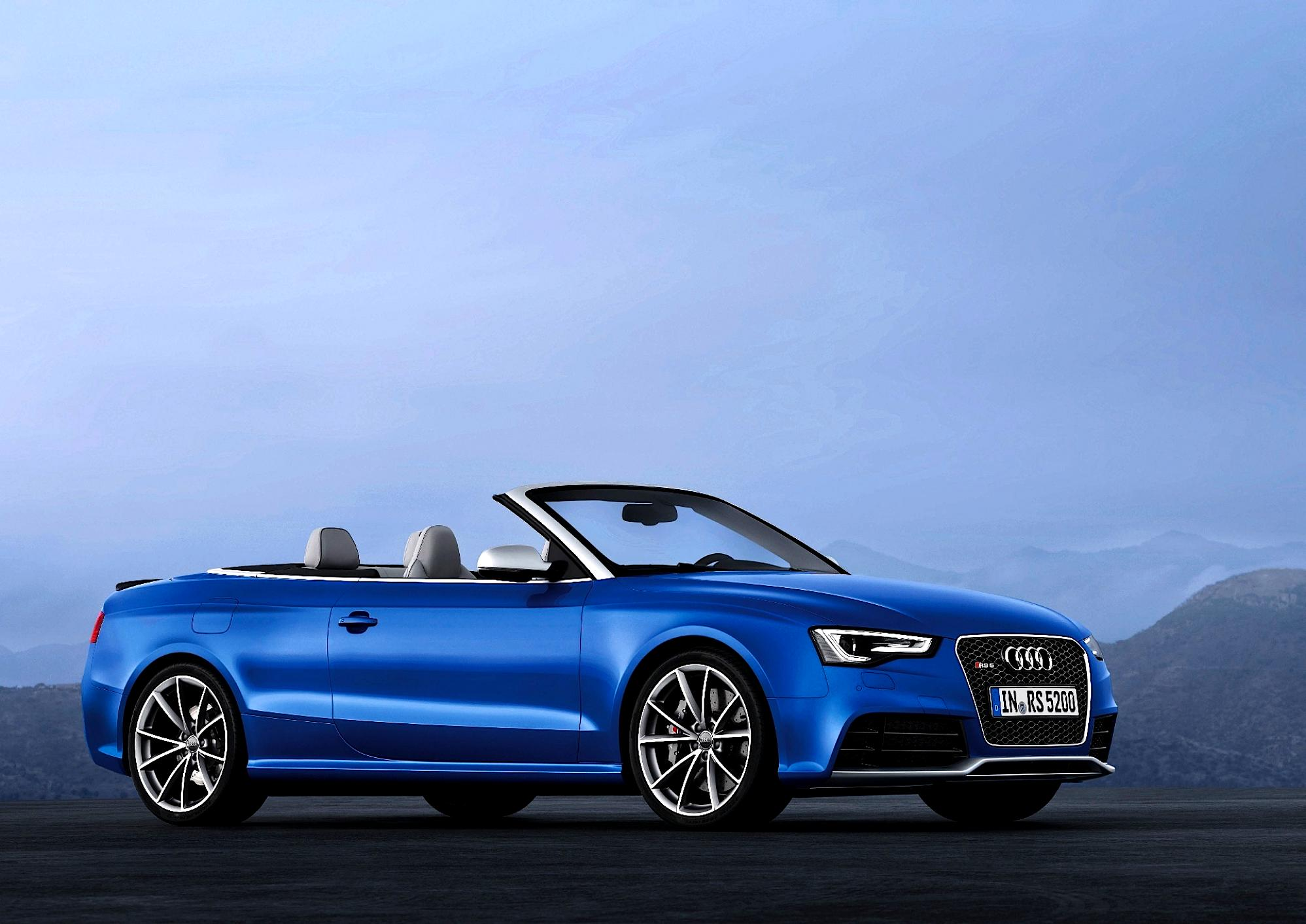 Audi RS5 Cabriolet 2013 #28