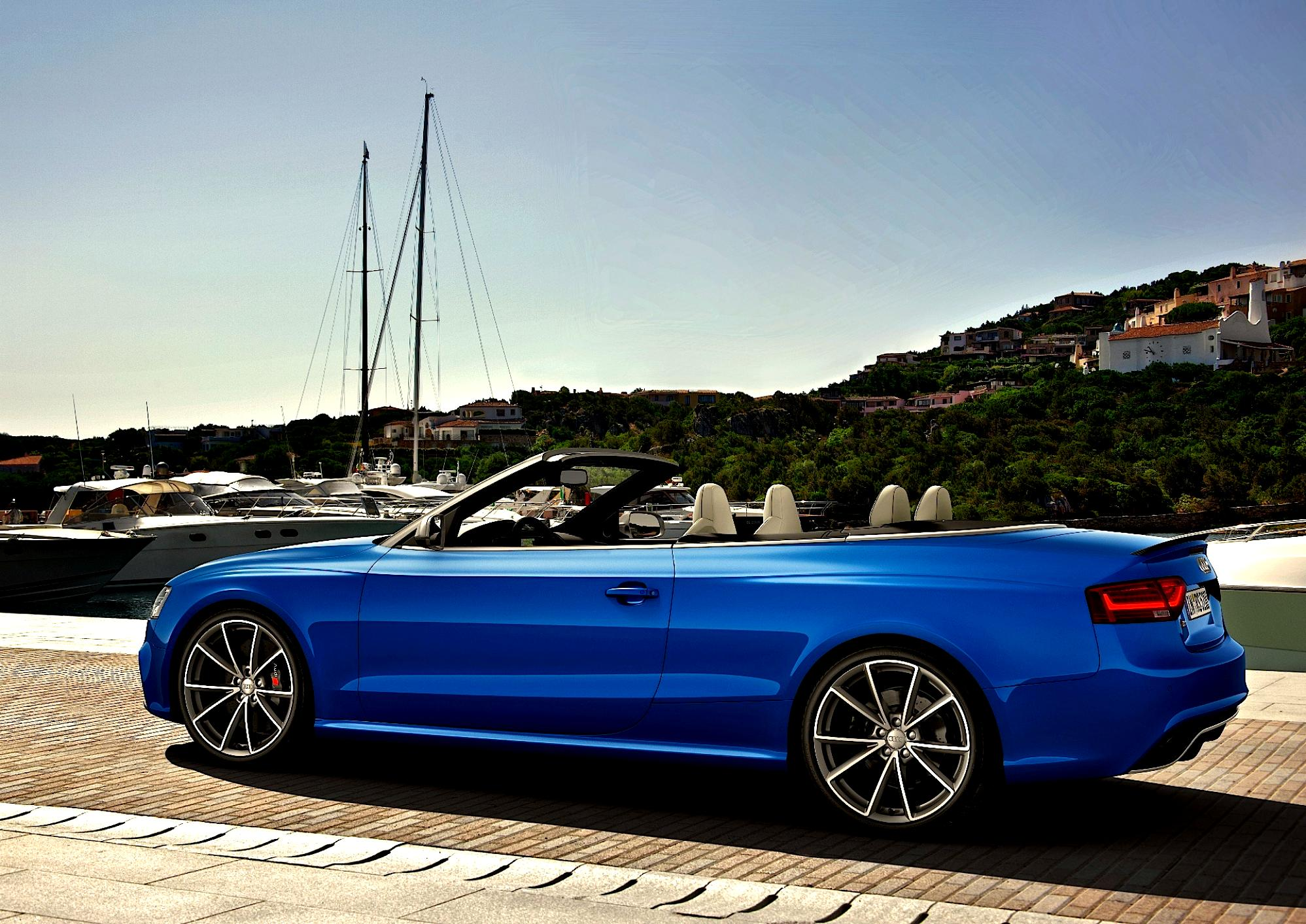 Audi RS5 Cabriolet 2013 #31