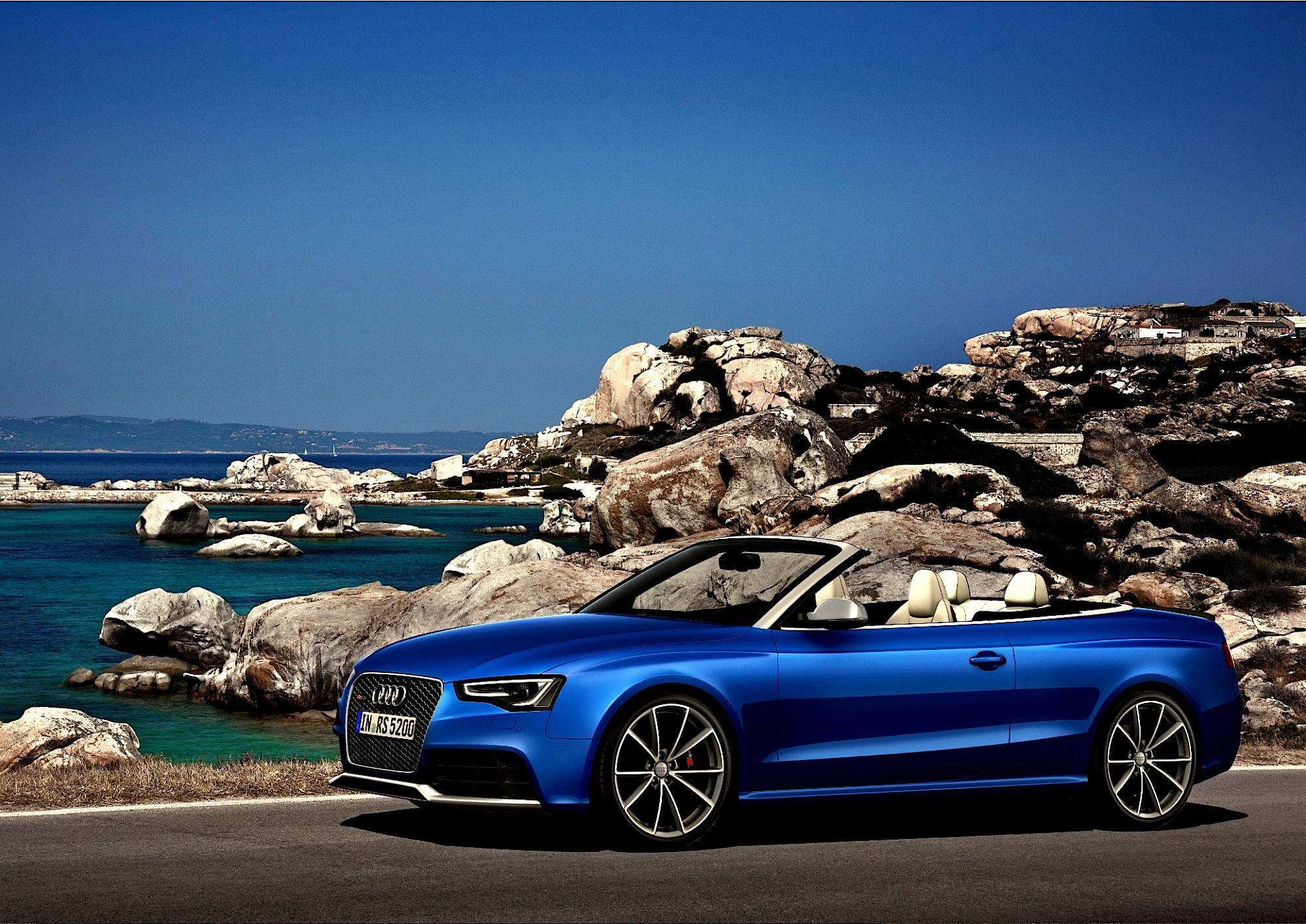 Audi RS5 Cabriolet 2013 #32