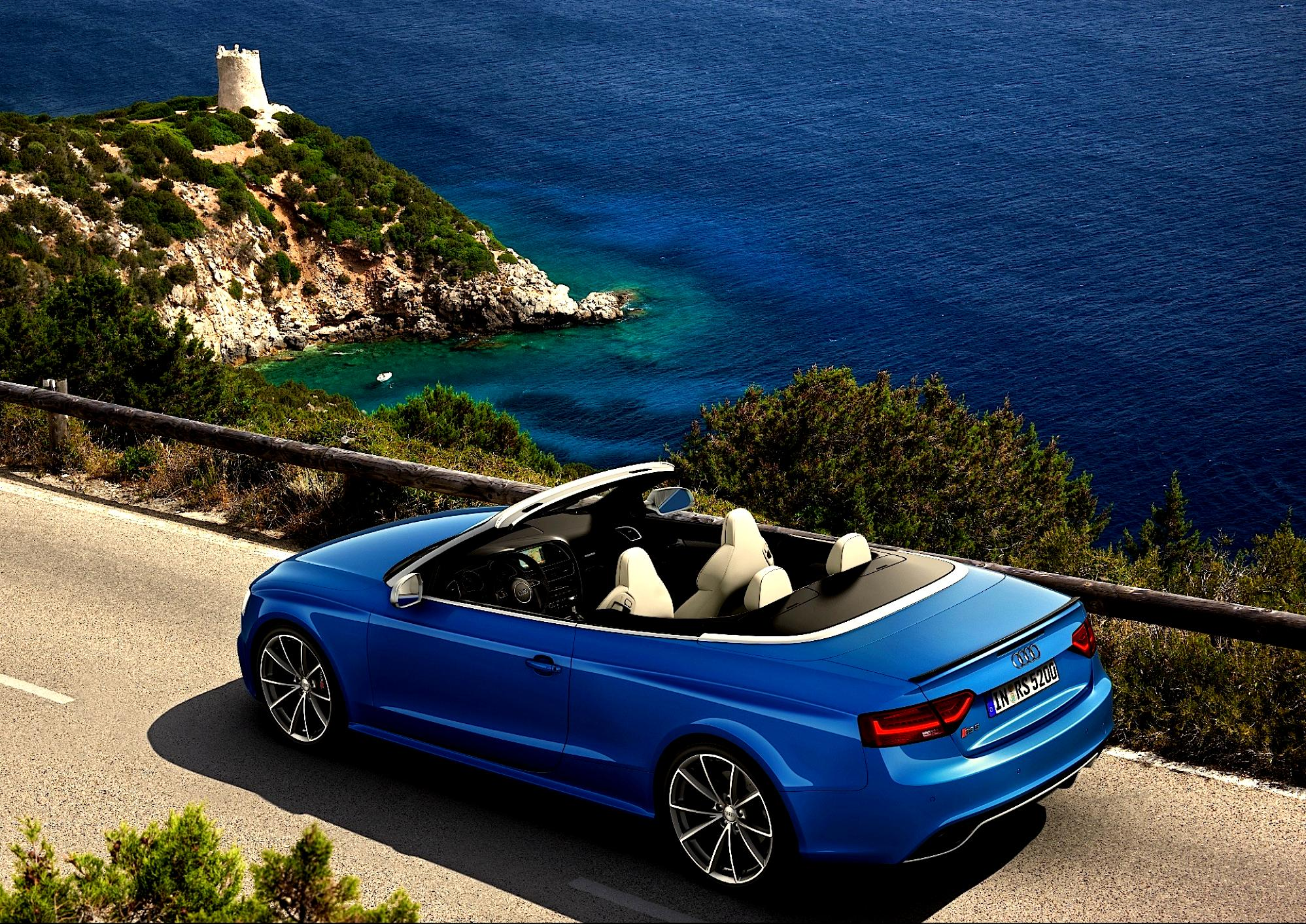 Audi RS5 Cabriolet 2013 #35