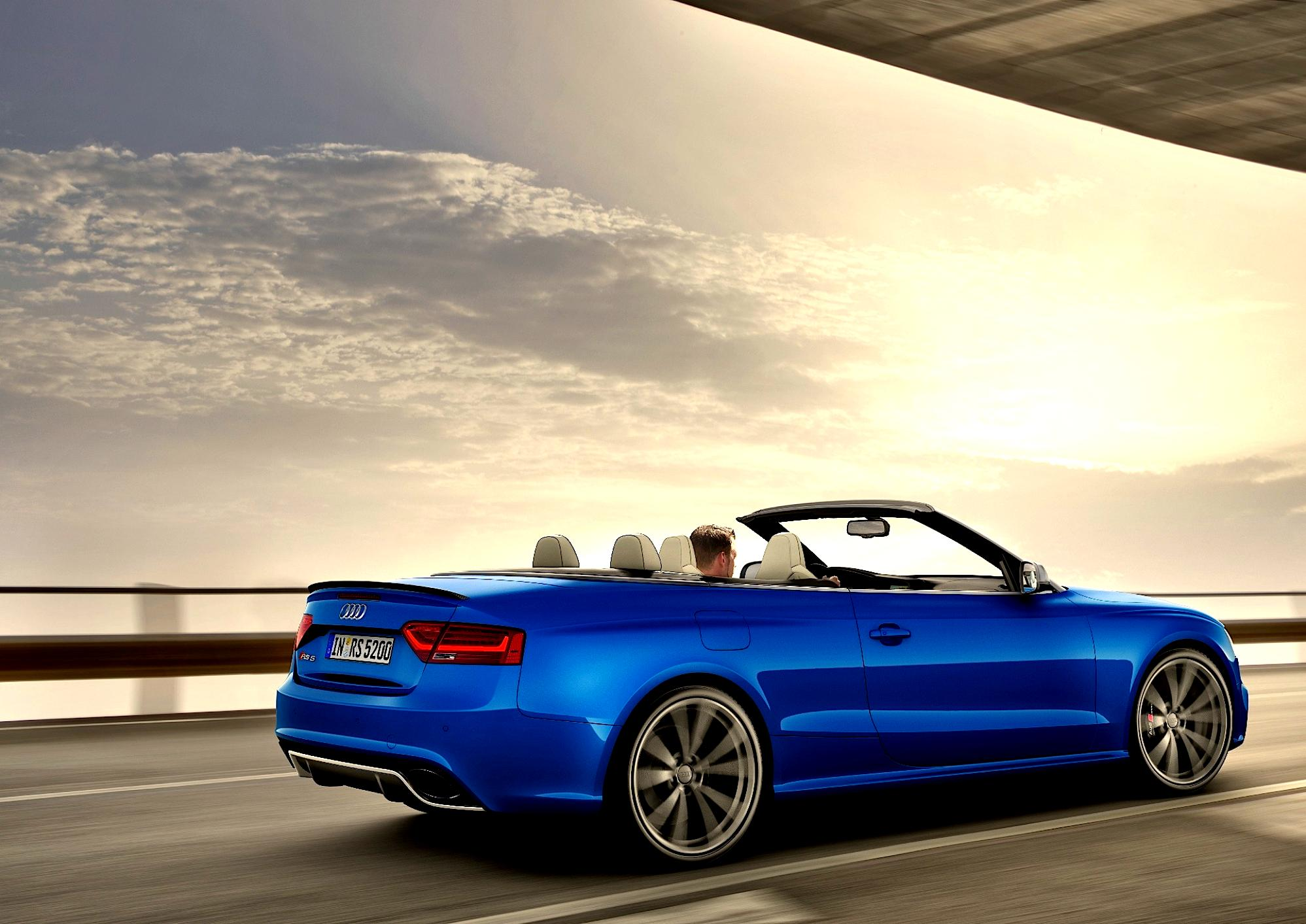 Audi RS5 Cabriolet 2013 #38