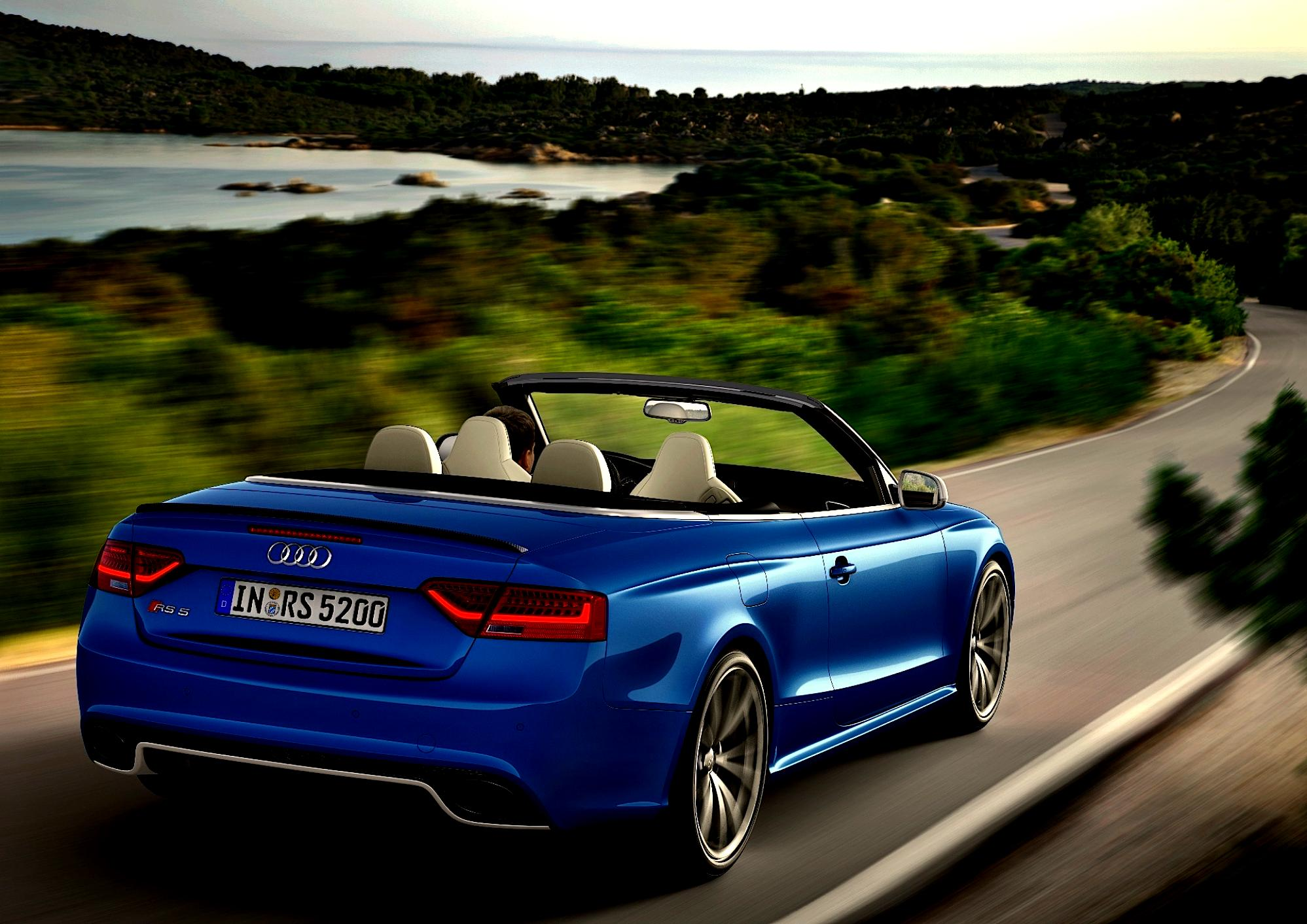 Audi RS5 Cabriolet 2013 #40
