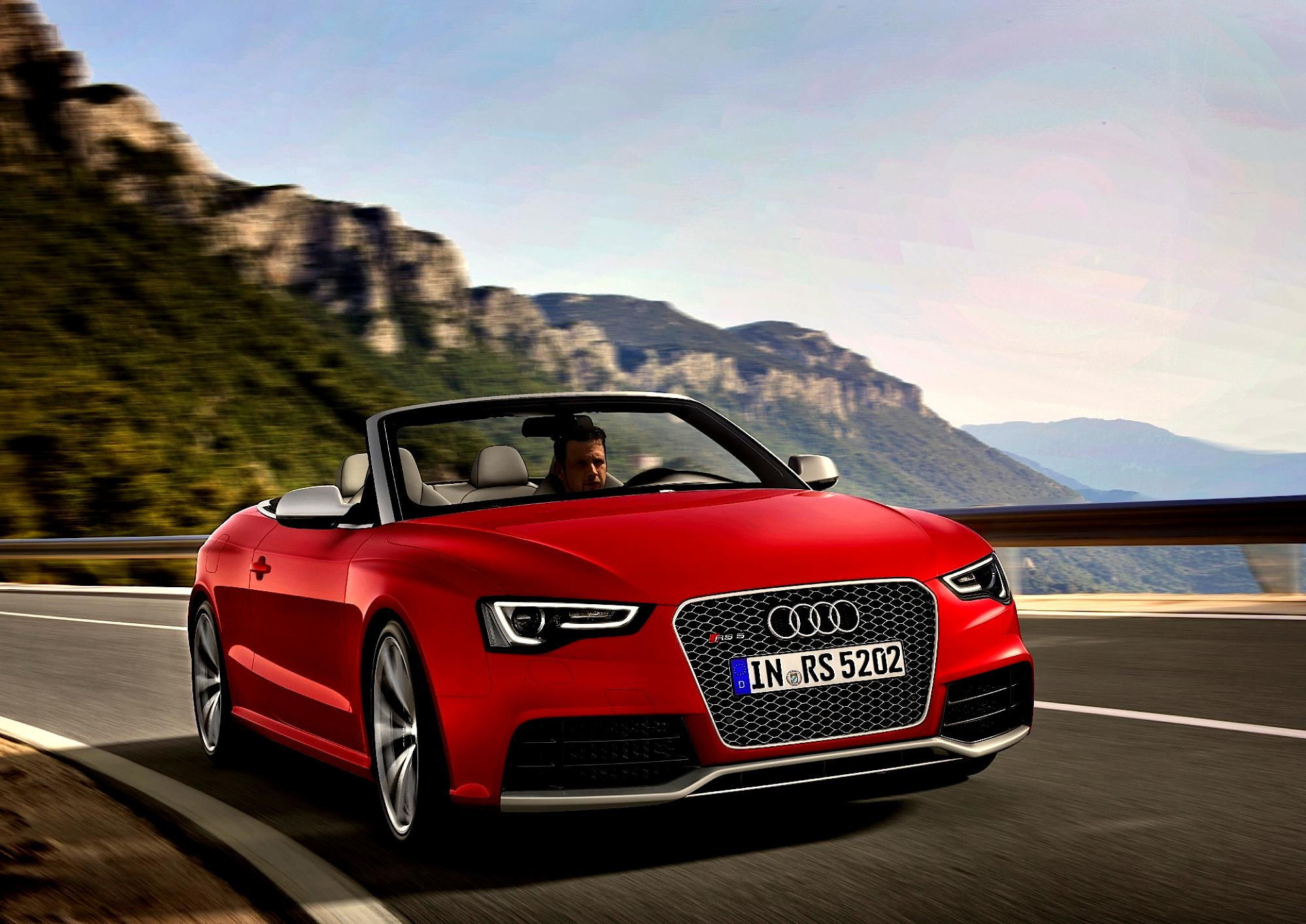 Audi RS5 Cabriolet 2013 #43