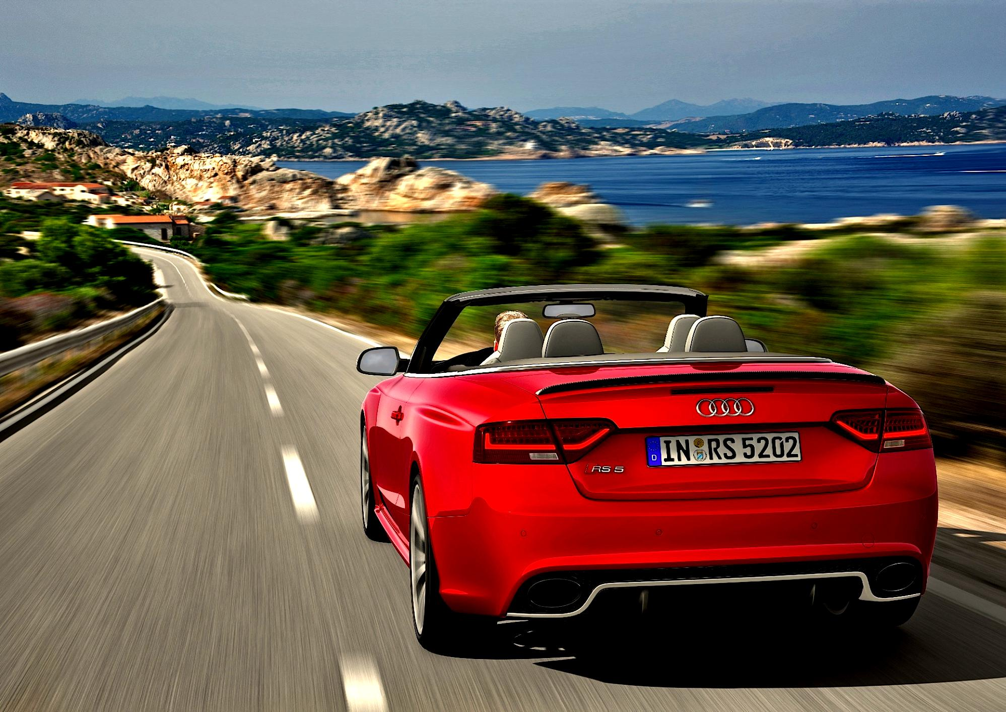 Audi RS5 Cabriolet 2013 #45