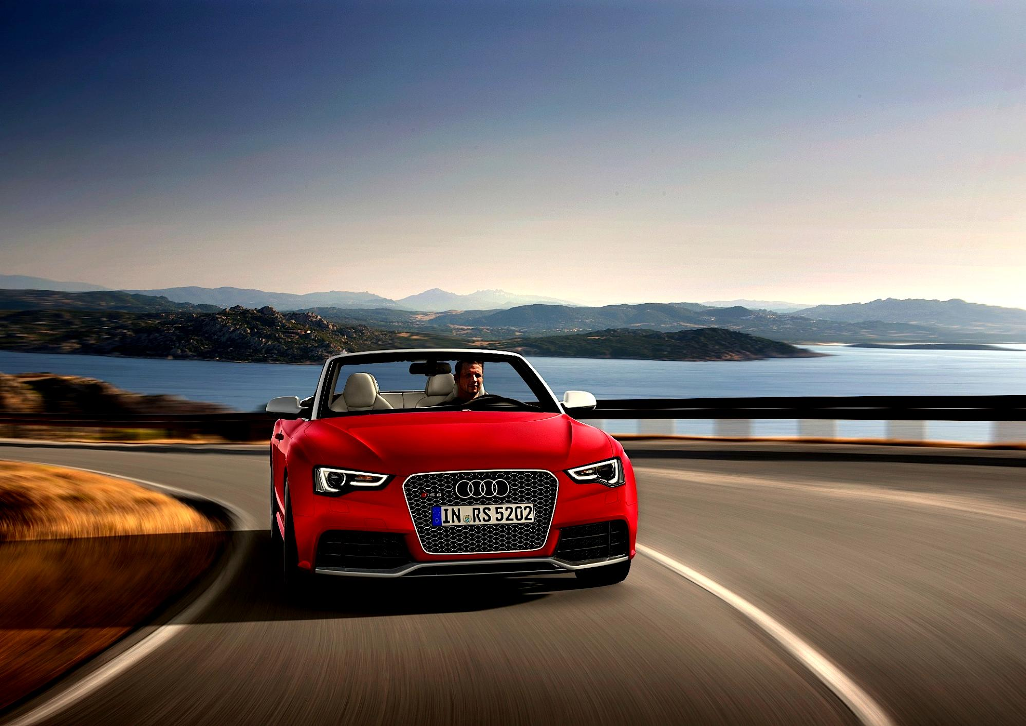Audi RS5 Cabriolet 2013 #46