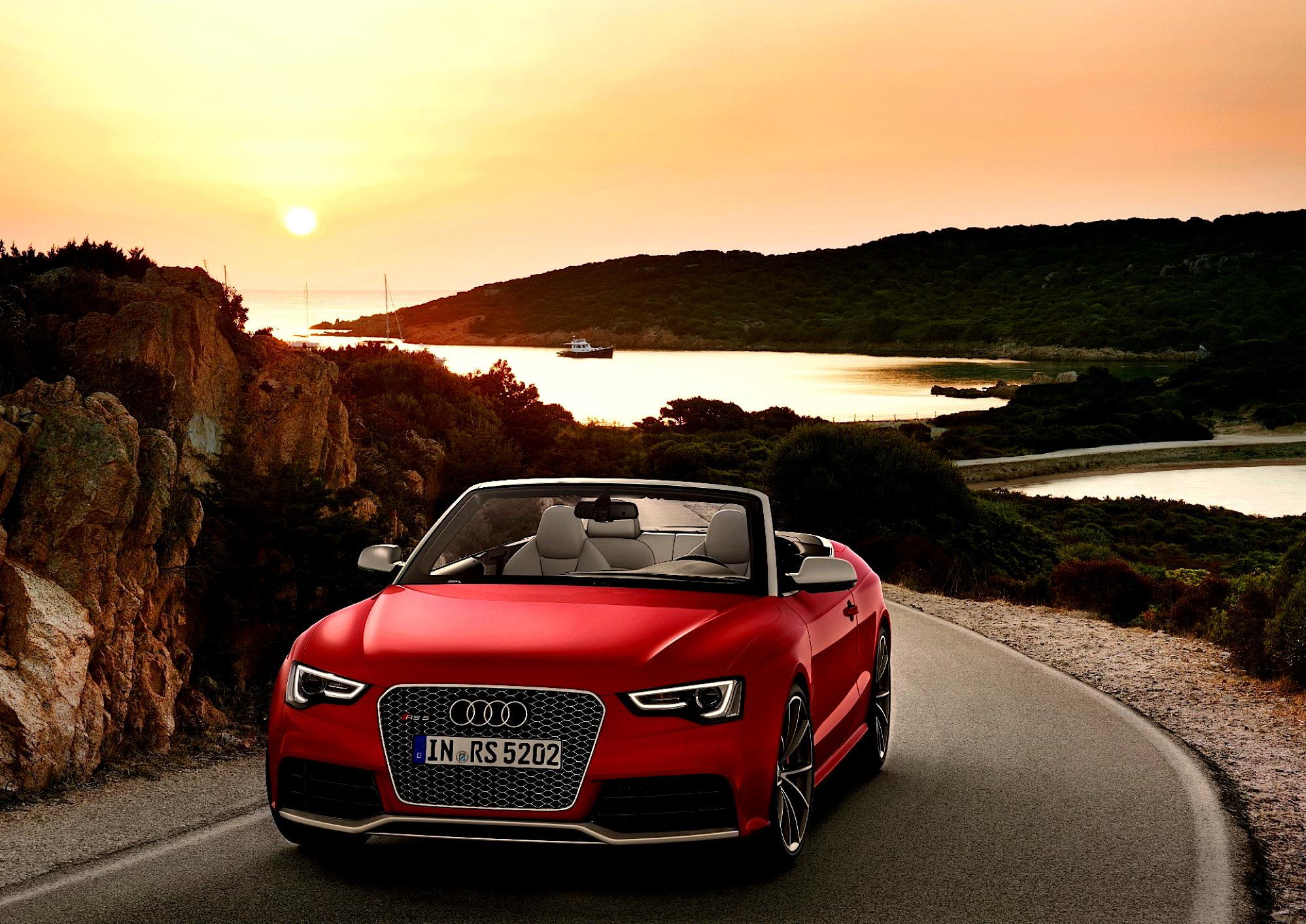 Audi RS5 Cabriolet 2013 #47