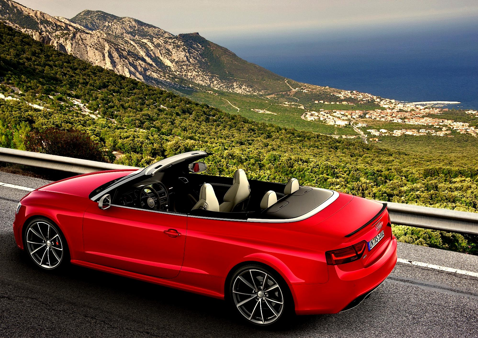 Audi RS5 Cabriolet 2013 #48