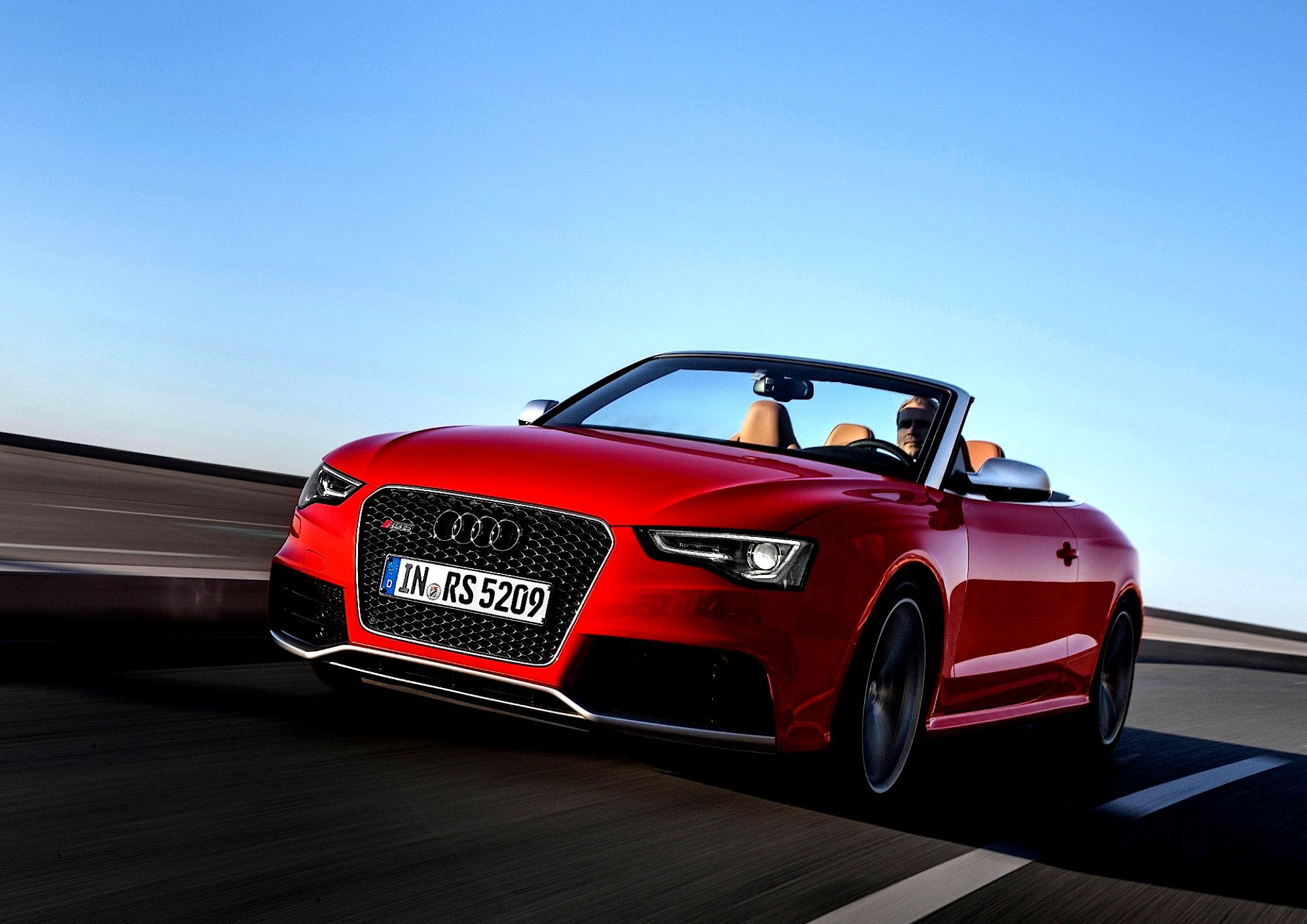 Audi RS5 Cabriolet 2013 #49