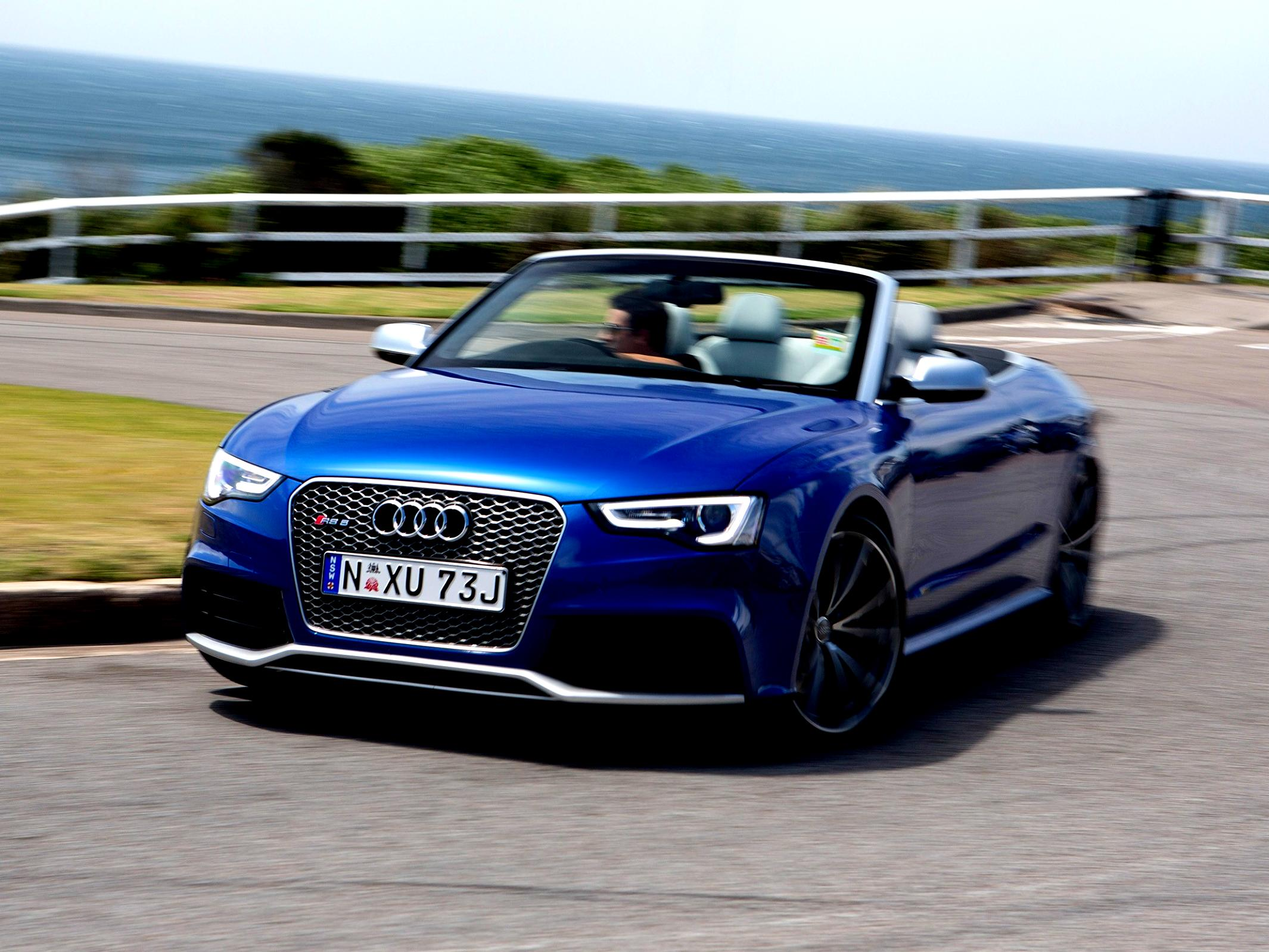 Audi RS5 Cabriolet 2013 #51