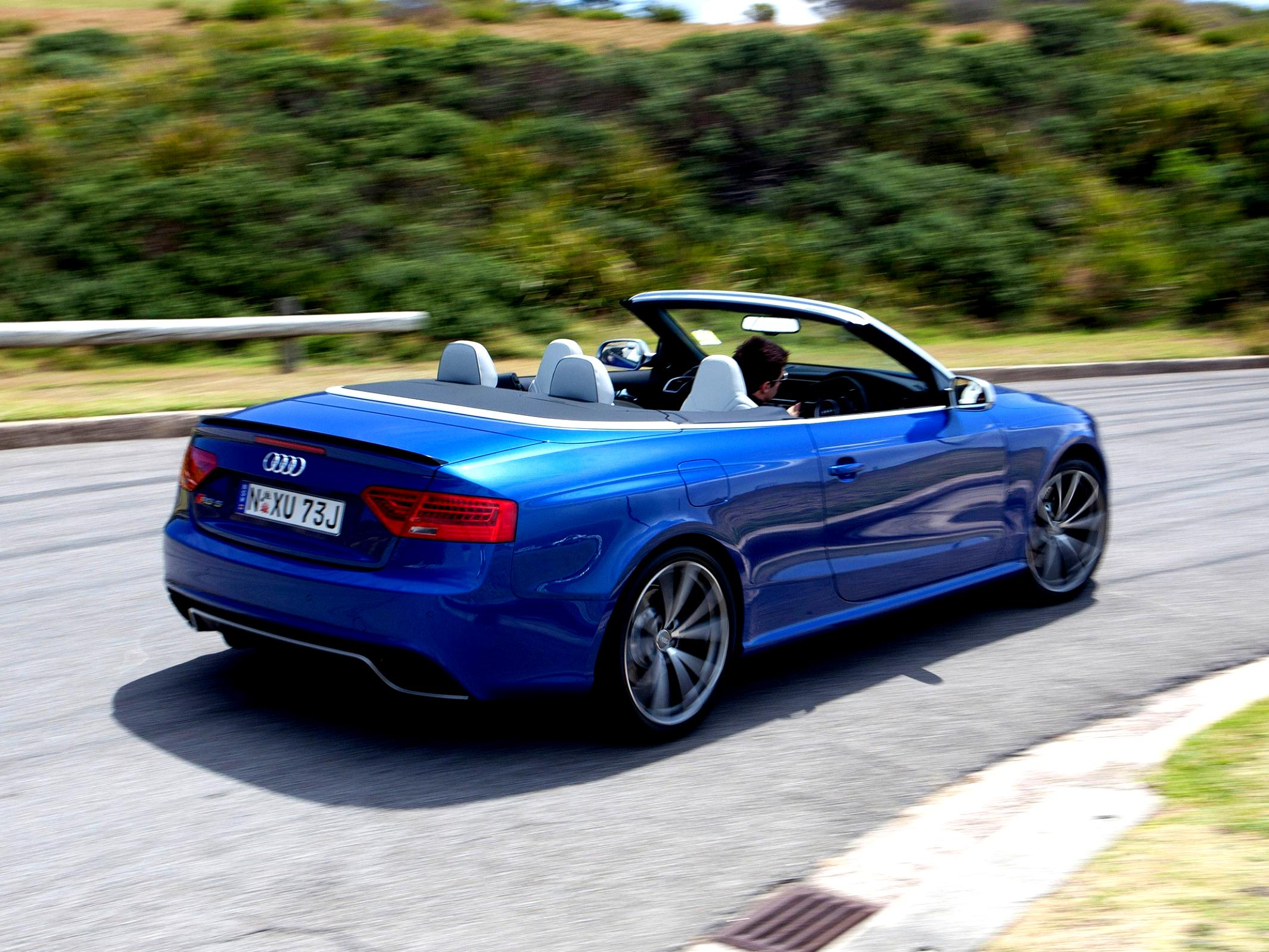 Audi RS5 Cabriolet 2013 #52