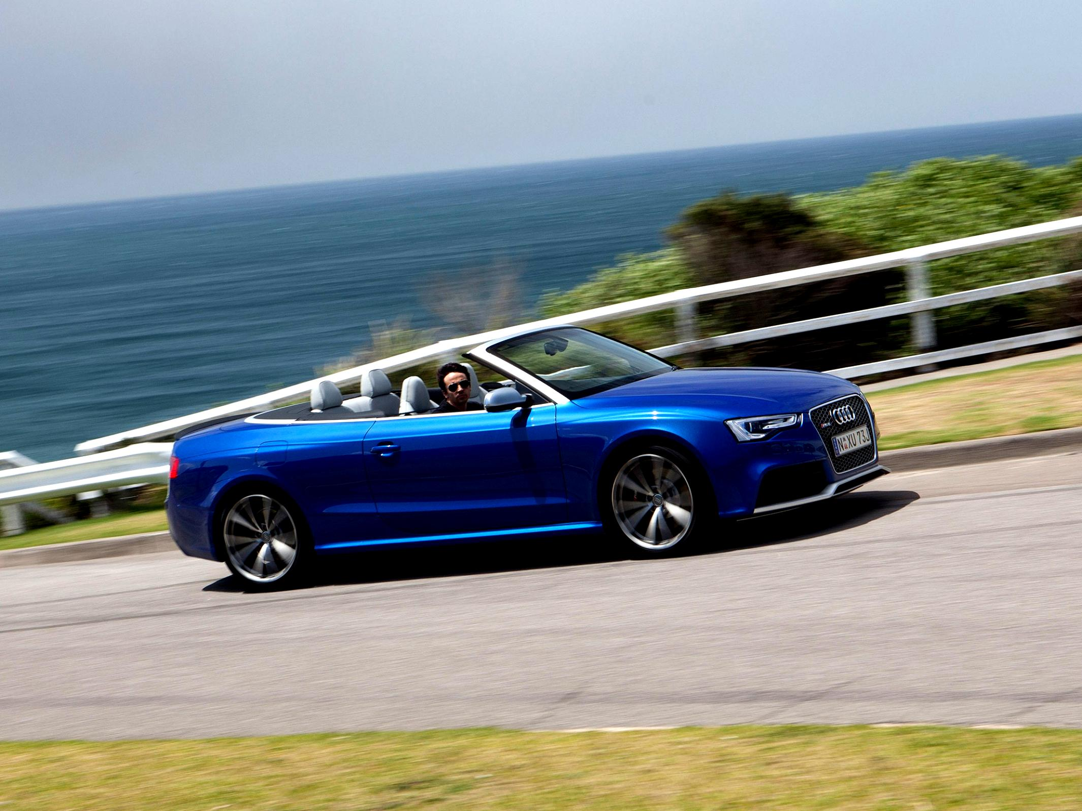 Audi RS5 Cabriolet 2013 #53