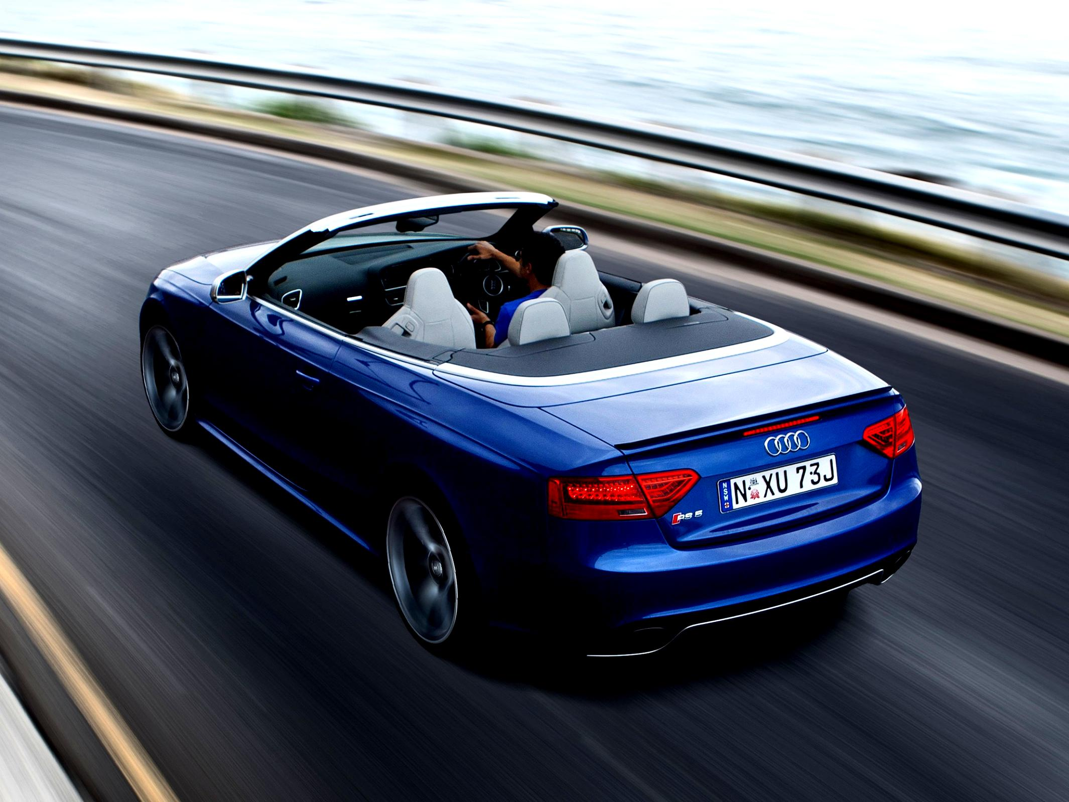Audi RS5 Cabriolet 2013 #54