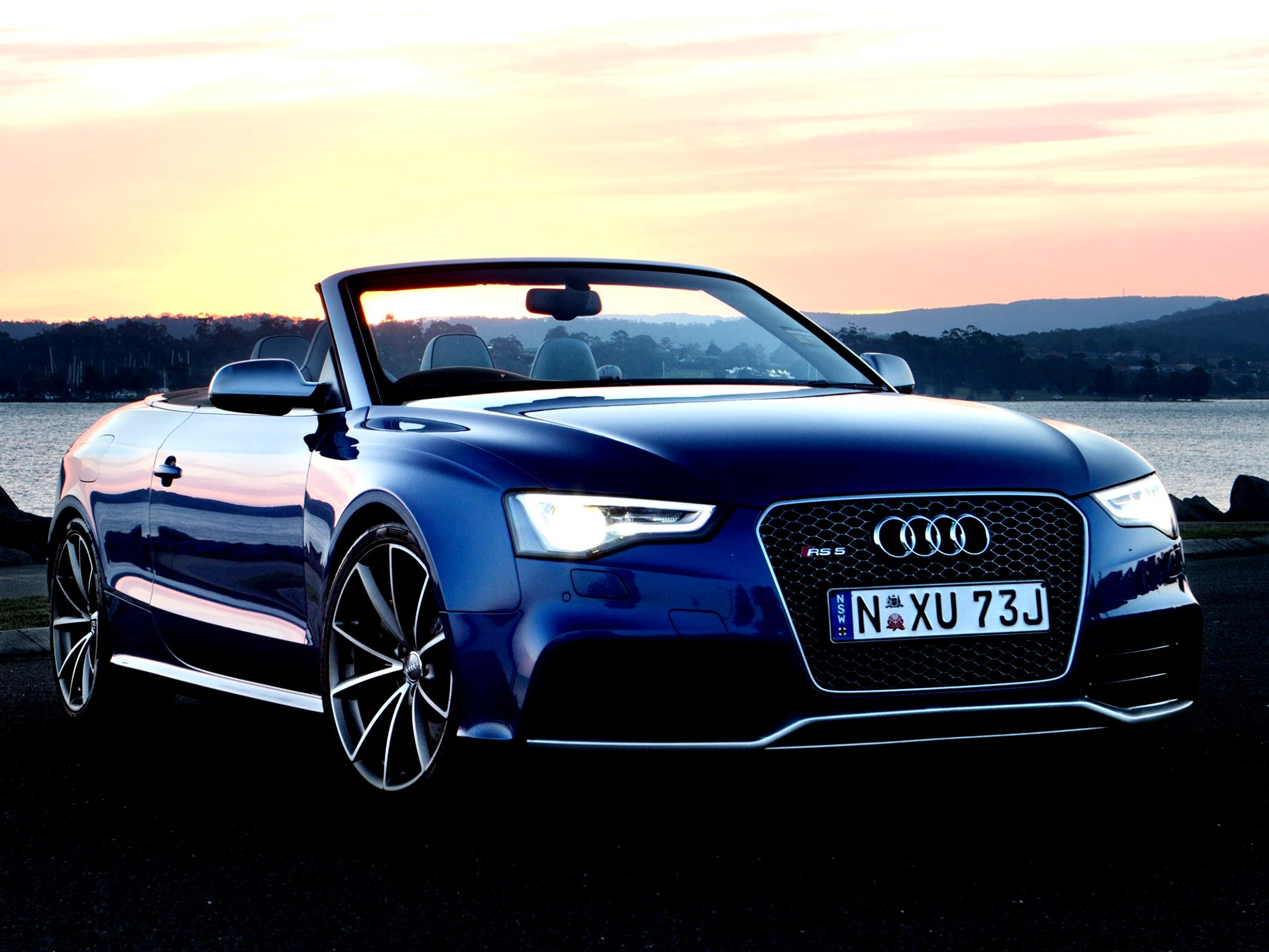 Audi RS5 Cabriolet 2013 #55