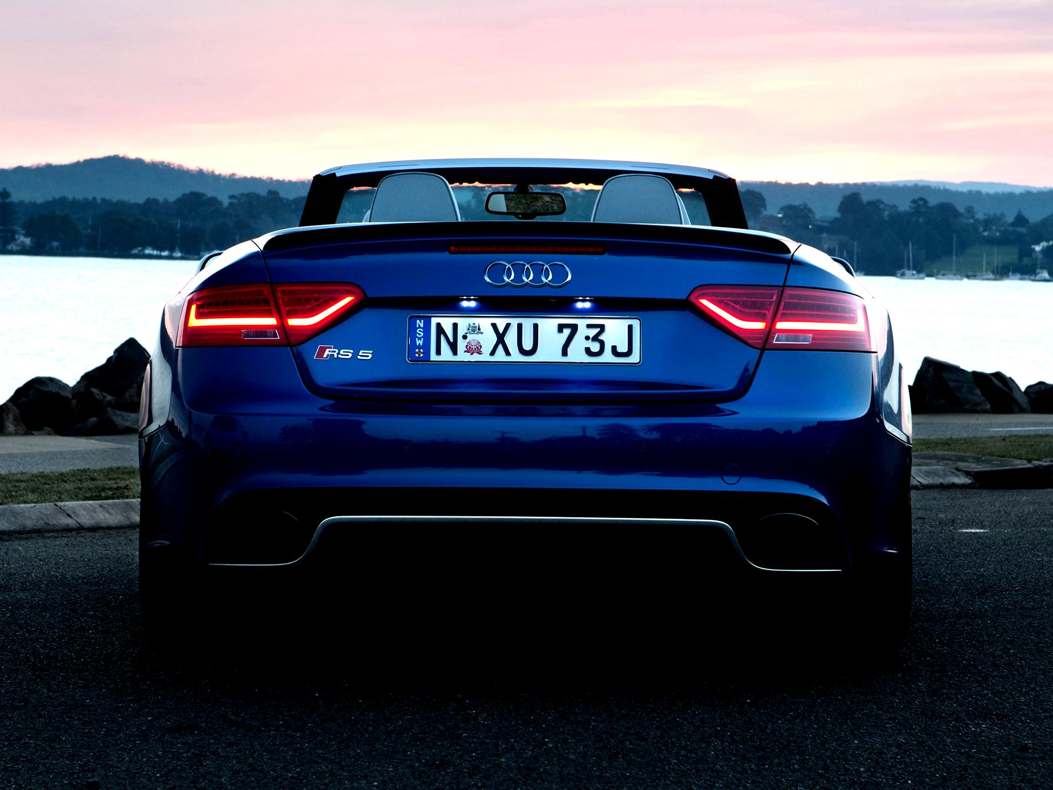 Audi RS5 Cabriolet 2013 #56