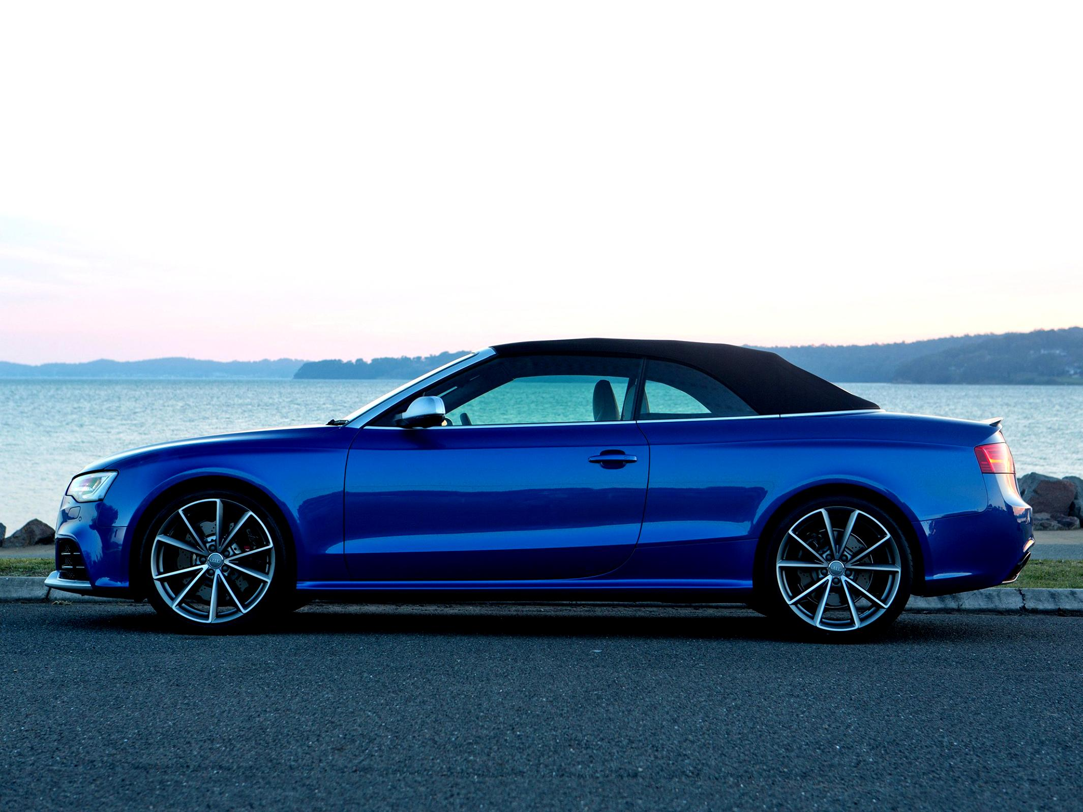 Audi RS5 Cabriolet 2013 #58